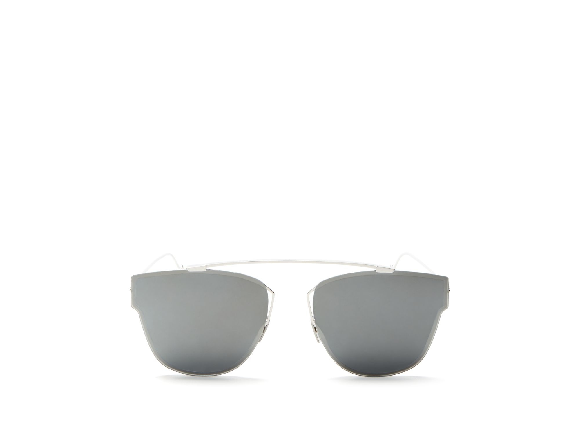 4fb65b10b90 Lyst - Dior Homme 0204s Sunglasses in Gray for Men