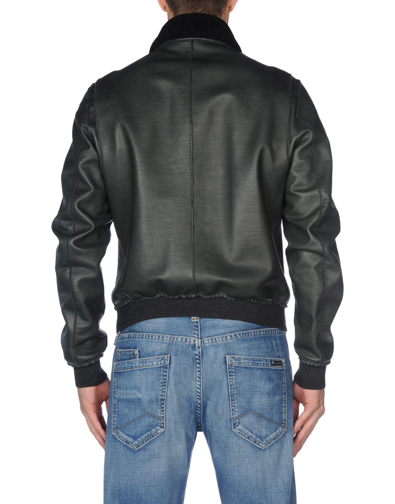 Lyst Lanvin Jacket In Gray For Men