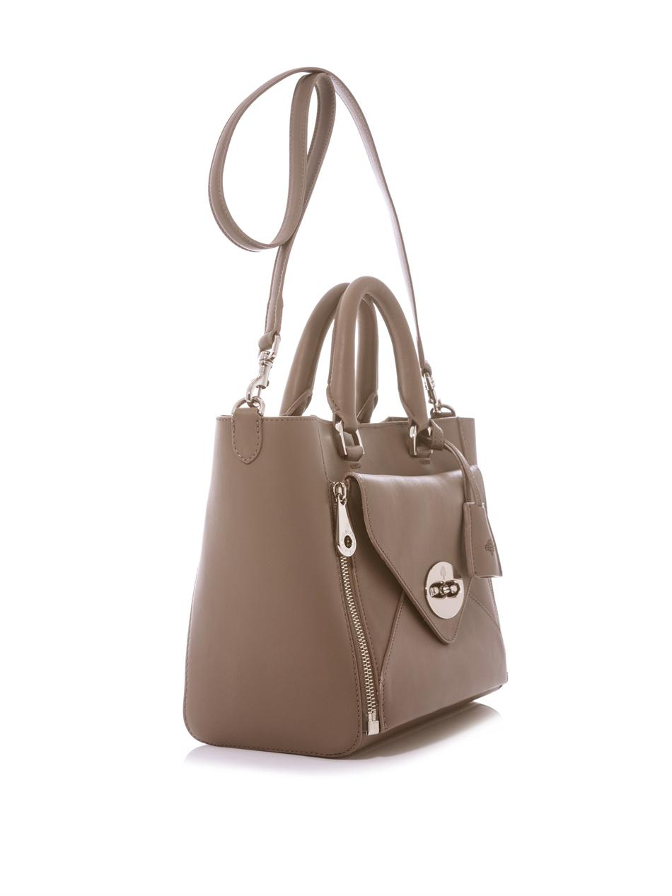 173f9a260c ... france lyst mulberry willow tote in brown 784bf bd658