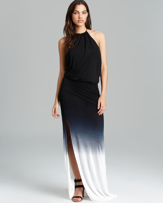 Young Fabulous & Broke Kassandra Ombre Maxi Dress