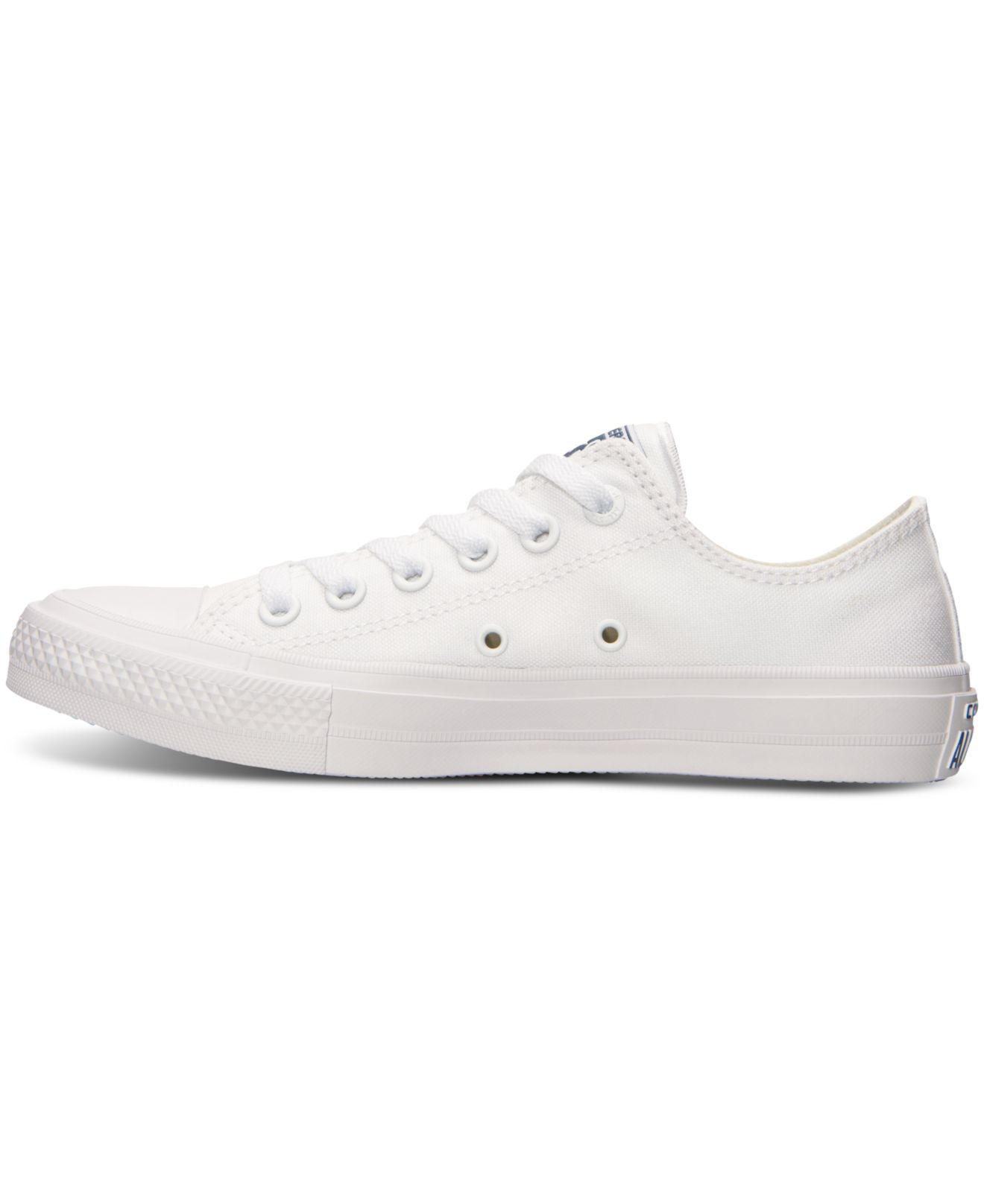 0116e60f16e3 Lyst - Converse Women s Chuck Taylor All Star Ii Ox Casual Sneakers ...