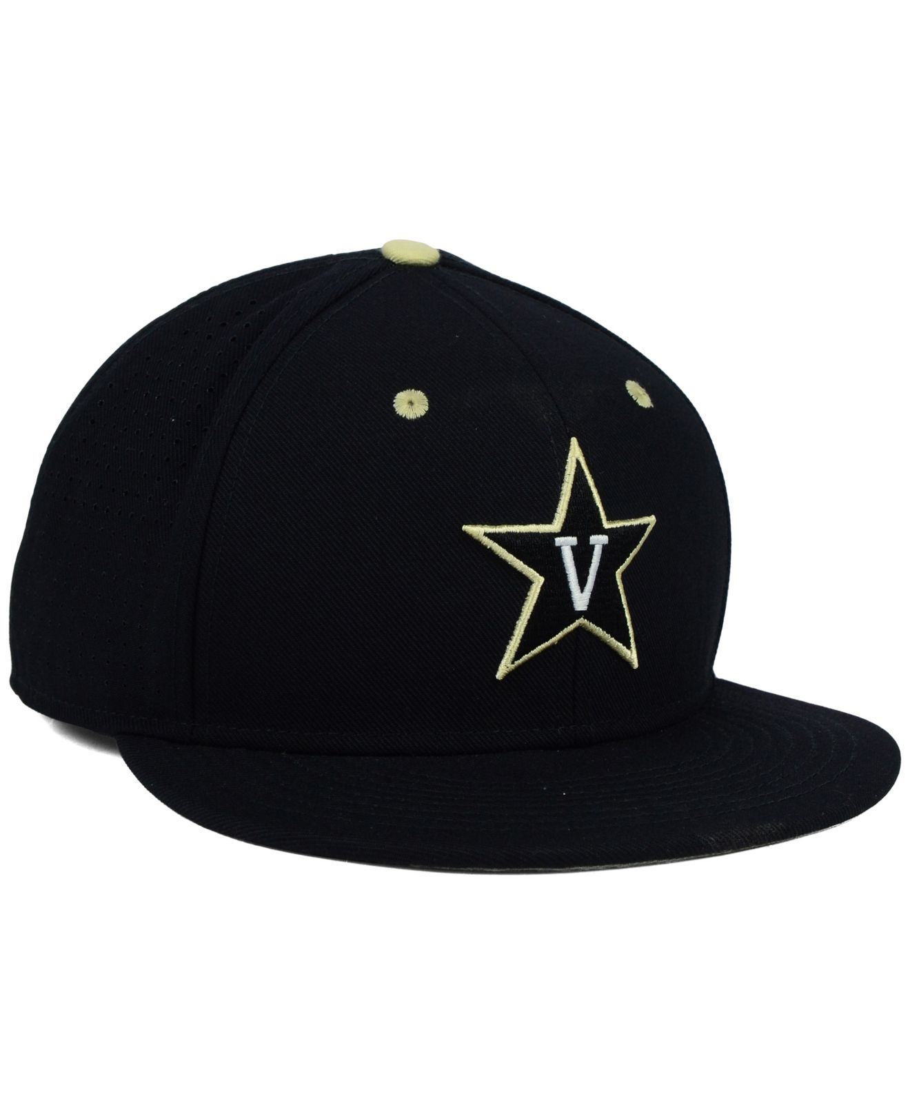 75f9d 64a52 ireland nike baseball vapor hat 1d869 91a42 cheapest lyst nike  vanderbilt commodores authentic vapor cap in black for men 650dc 453ed ... f8ae1c485f03