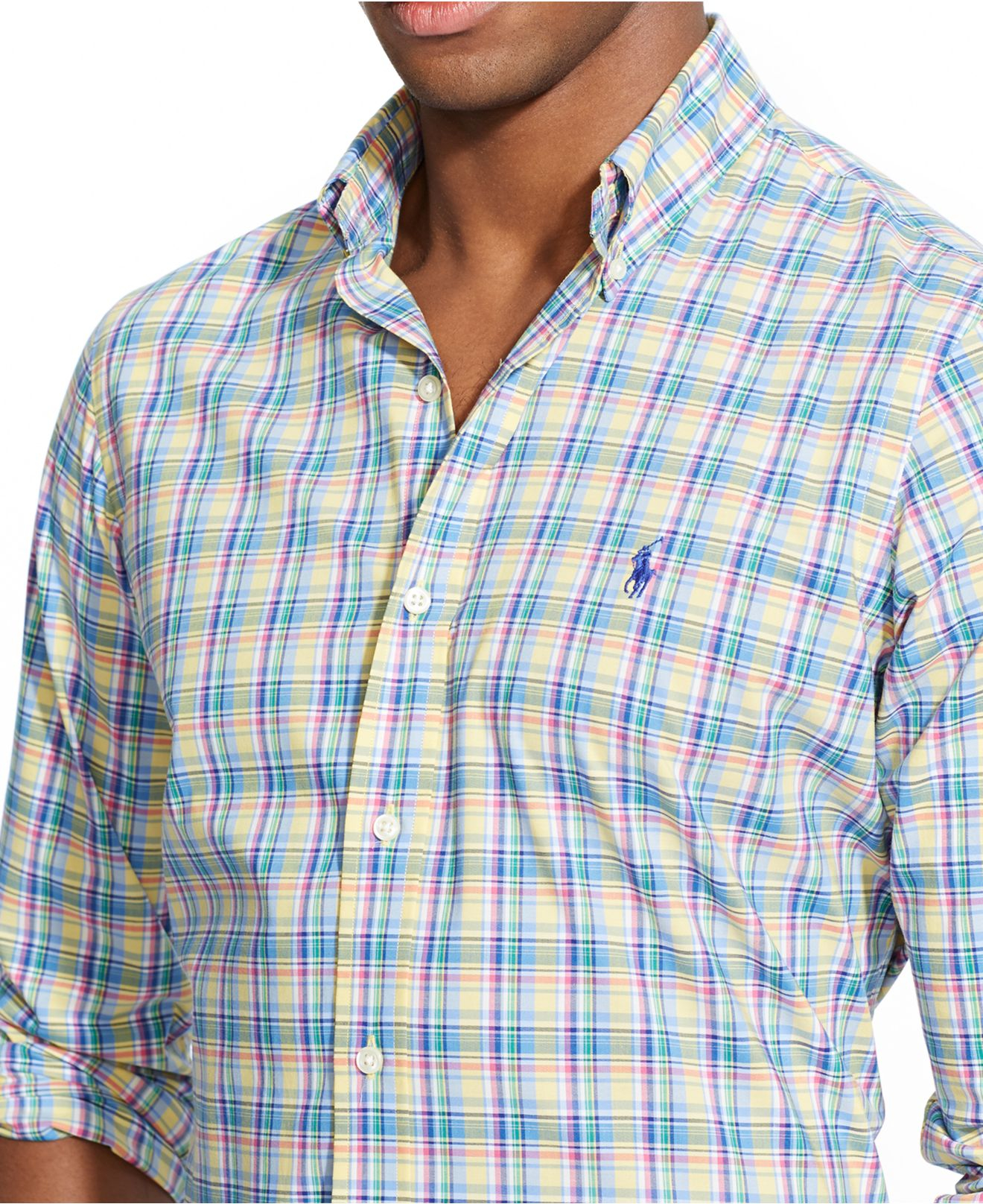 6b6a74655 real gallery. previously sold at macys mens western shirts mens ralph lauren  9d816 5cc71