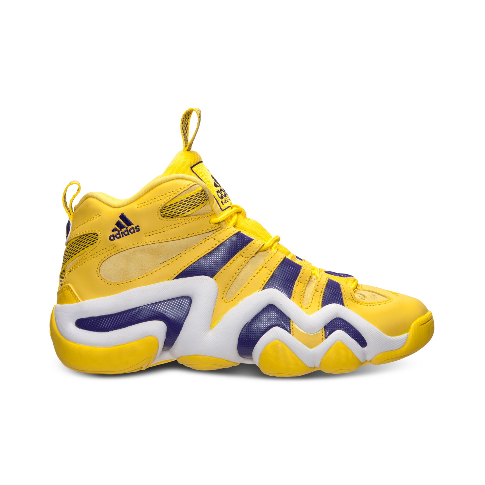 68ff93f57c94fb Lyst - adidas Mens Crazy 8 Basketball Sneakers From Finish Line in ...