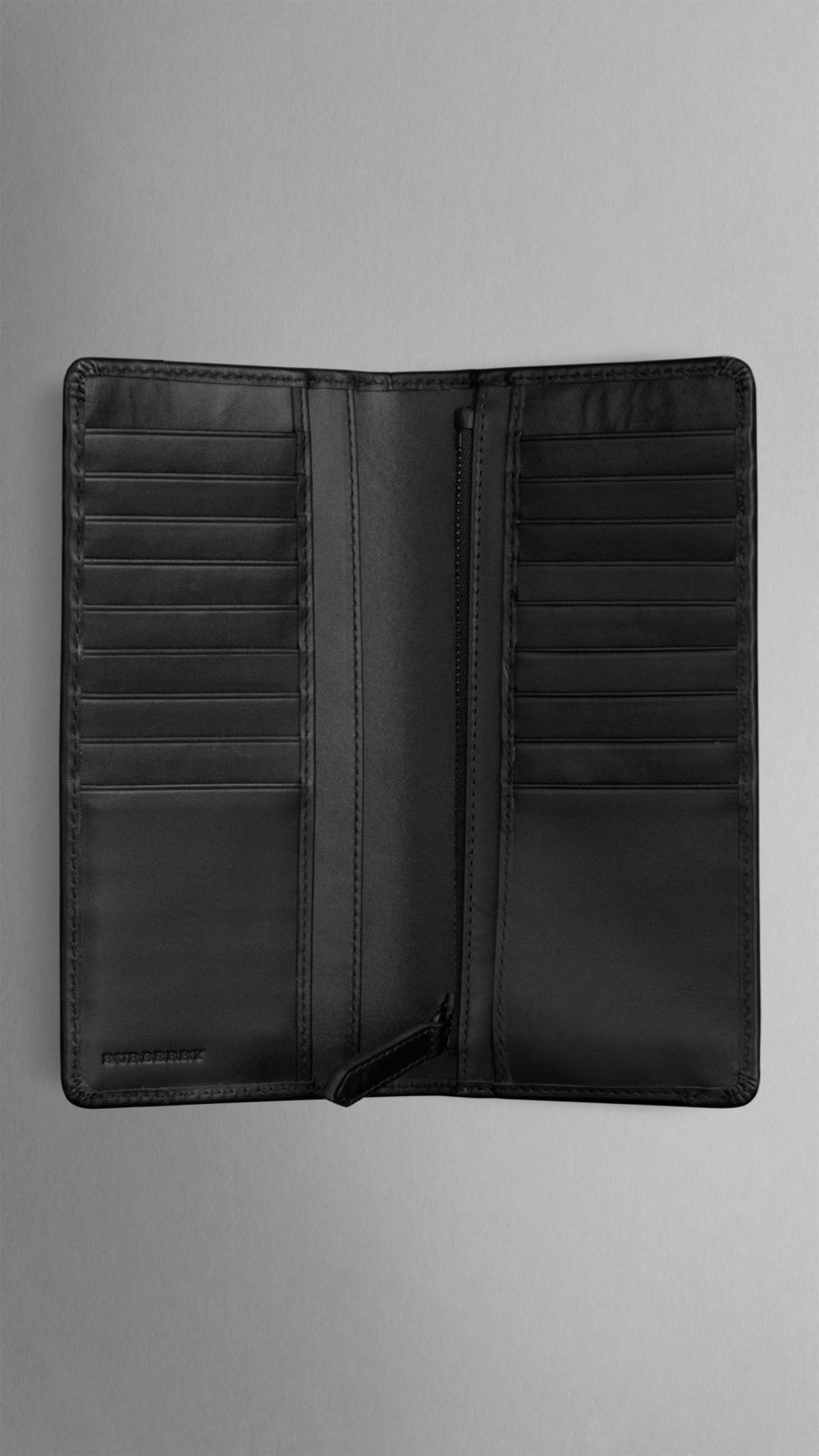 Burberry Gray Wallet