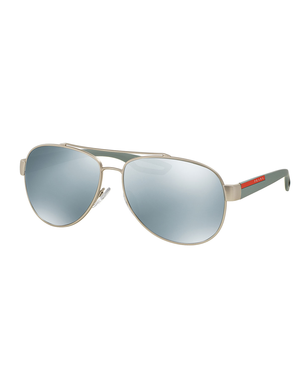 8540bdb2dc Gallery. Previously sold at  Bergdorf Goodman · Men s Mirrored Sunglasses