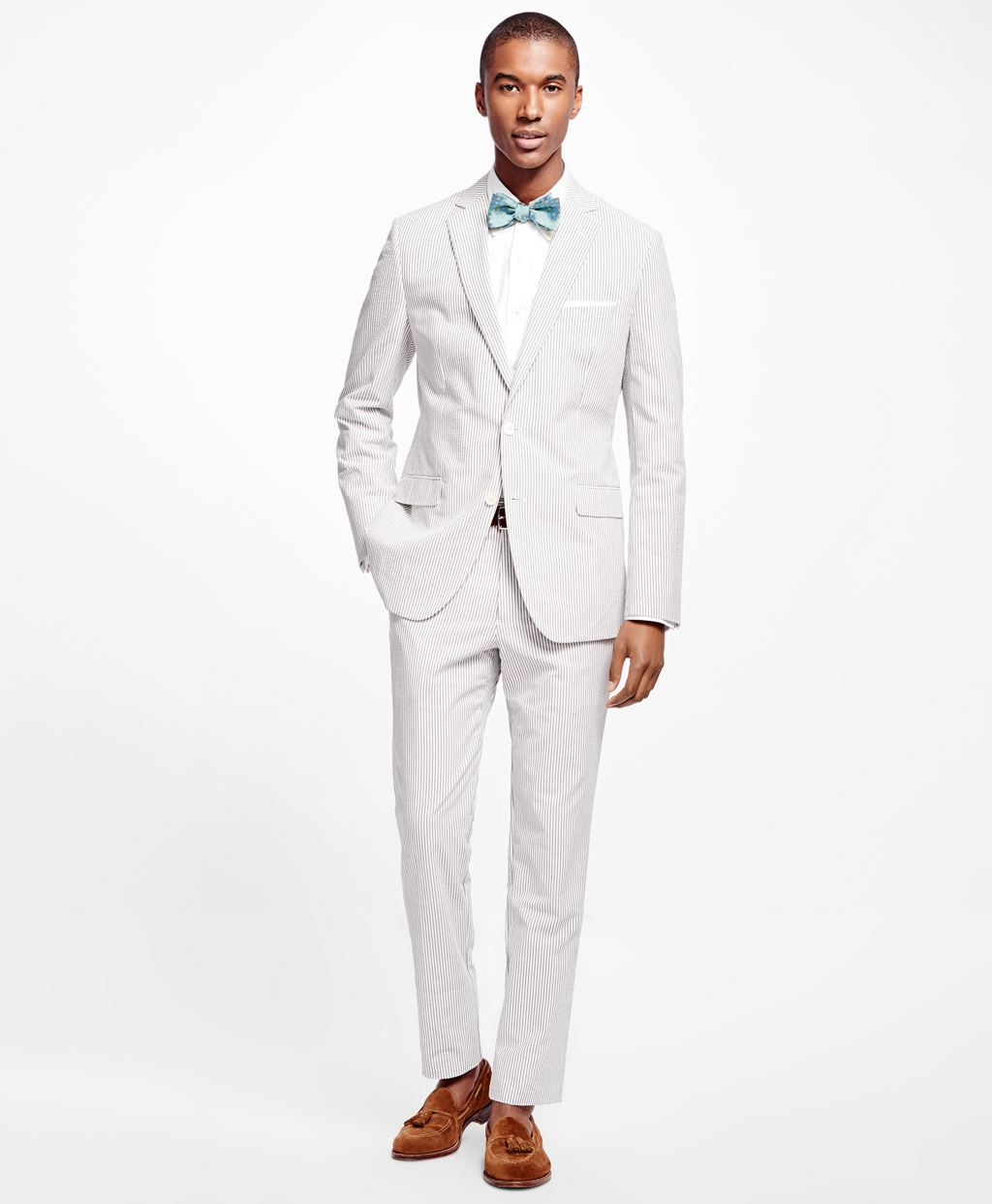 Shoes To Wear With Seersucker Suit
