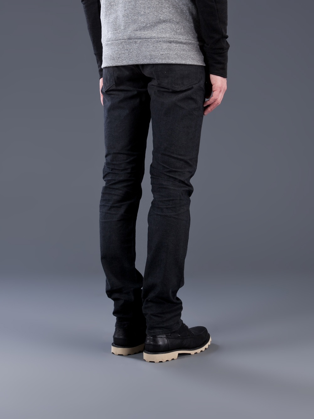Excellent Online washed out jeans - Grey John Elliott + Co Manchester Great Sale Cheap Price Sale The Cheapest Cheap Huge Surprise iDcKM
