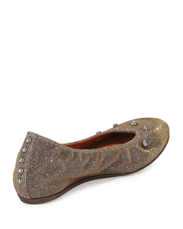 Chloe Ballerina Flat Shoes