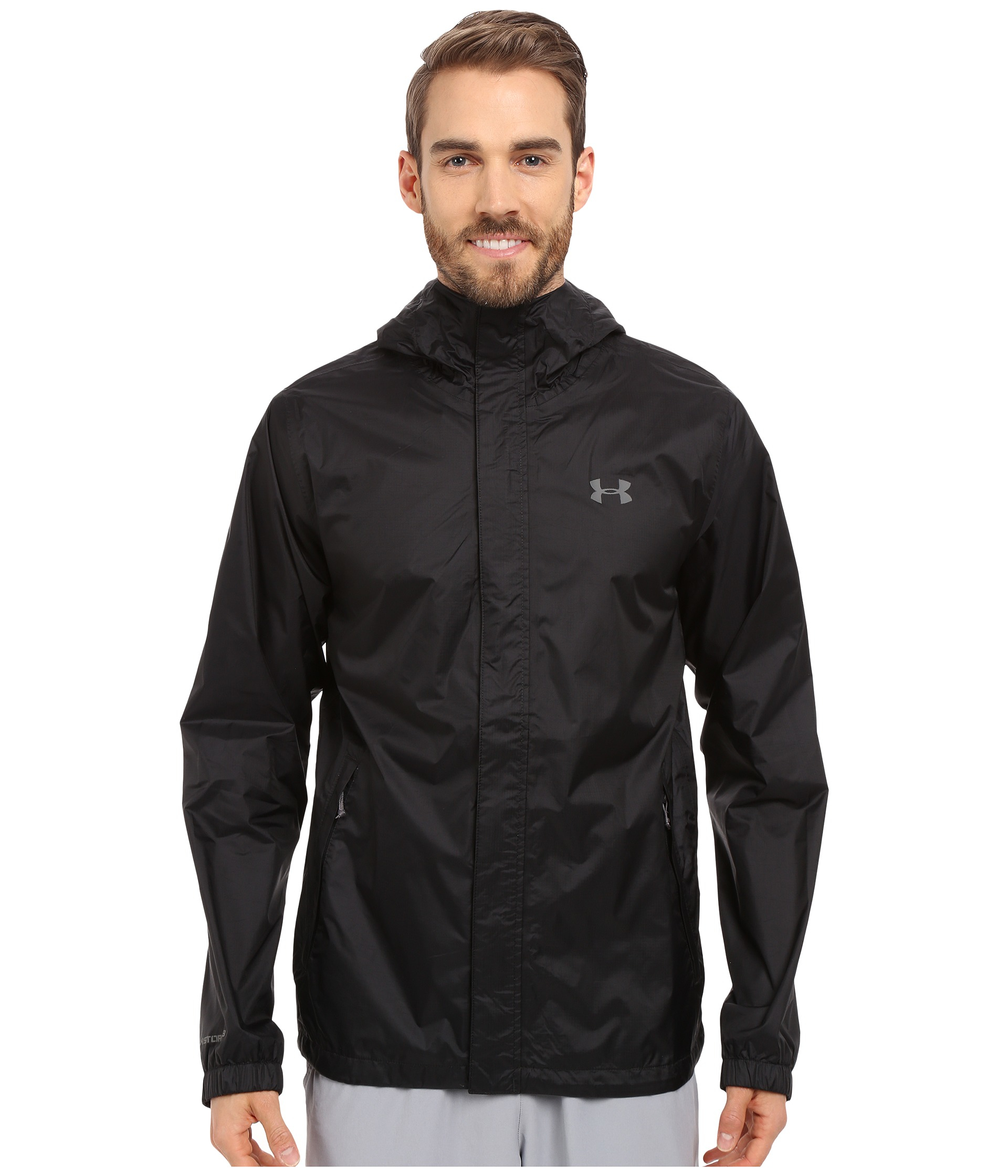 f6f1c80f4 Under Armour Ua Bora Jacket in Black for Men - Lyst