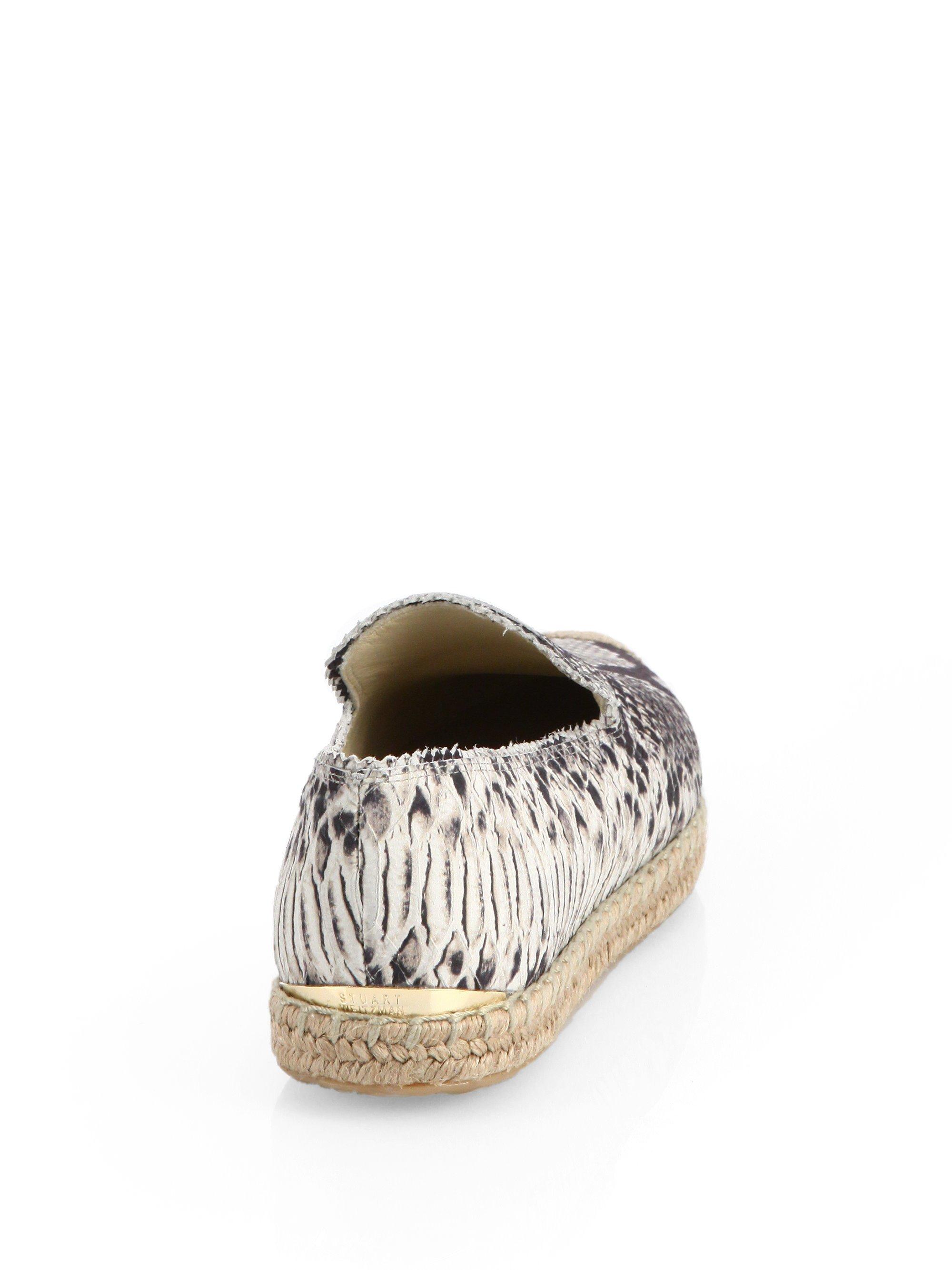 Men S Shoes At Stuart Weitzman Snake