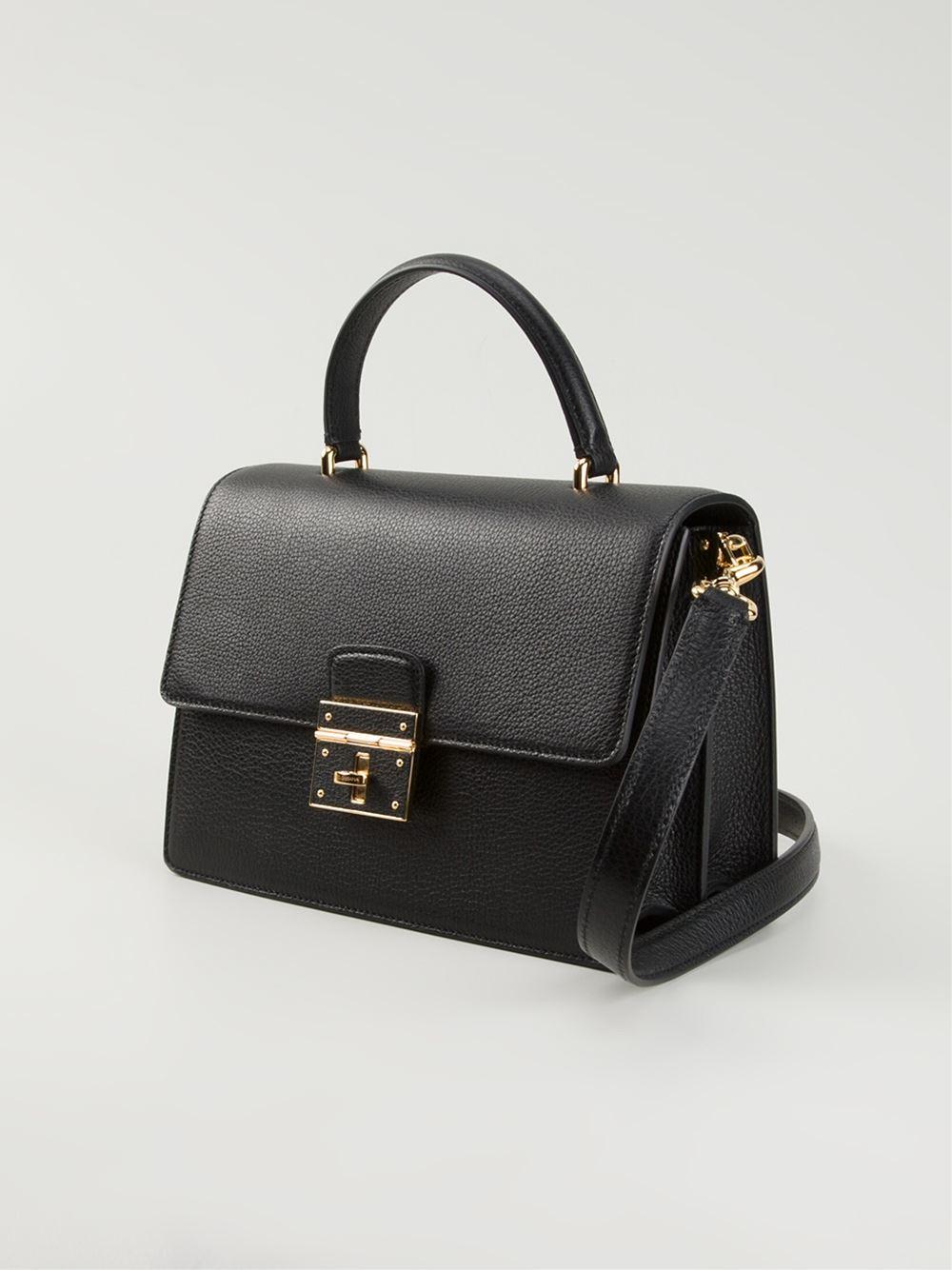 263d36890d31 Dolce And Gabbana Black Handbag