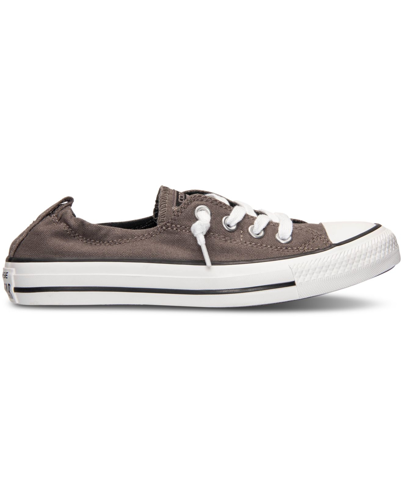 c09f58d96b6 Lyst - Converse Women s Chuck Taylor Shoreline Casual Sneakers From ...