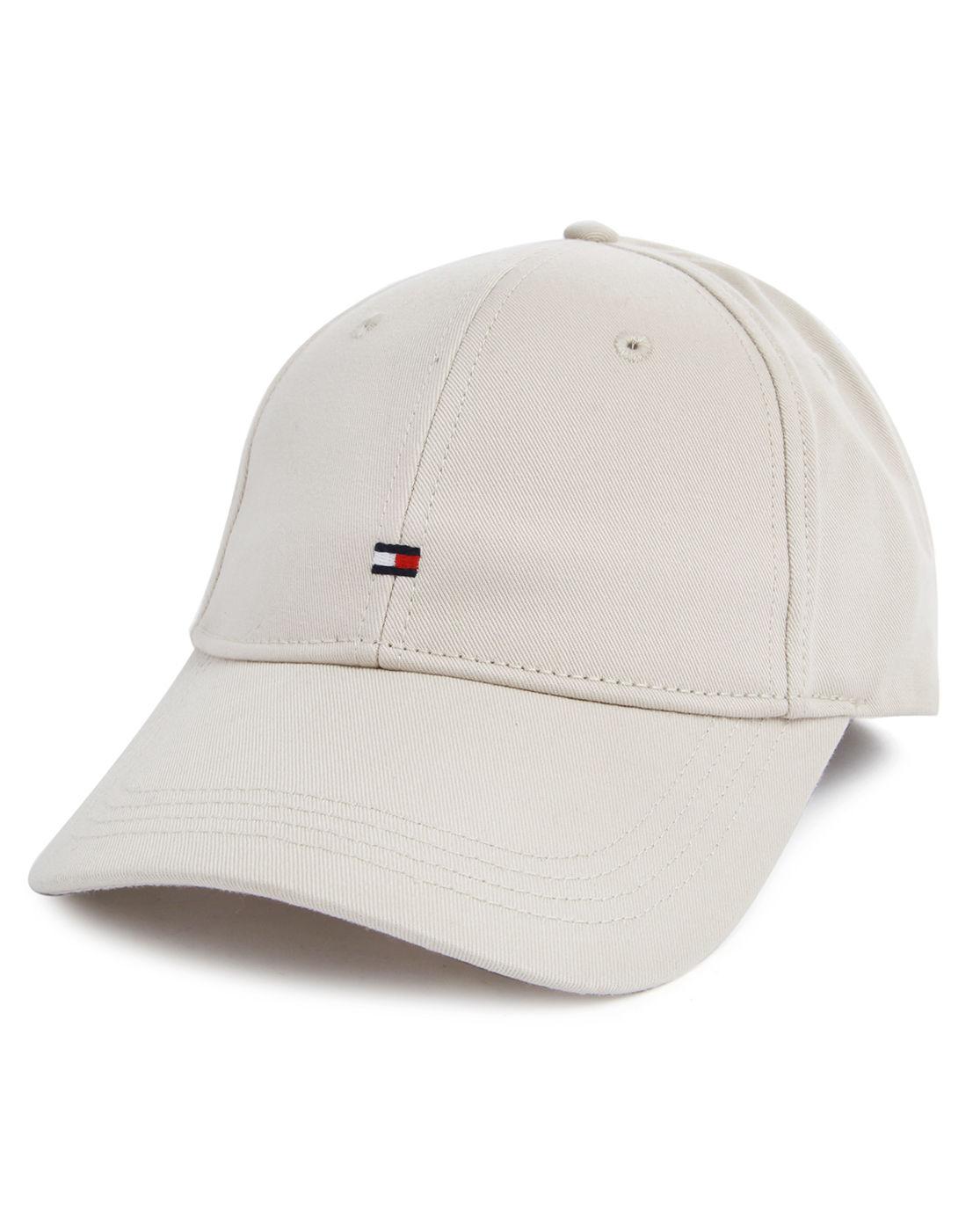 tommy hilfiger sand classic cap in beige for men sand lyst. Black Bedroom Furniture Sets. Home Design Ideas