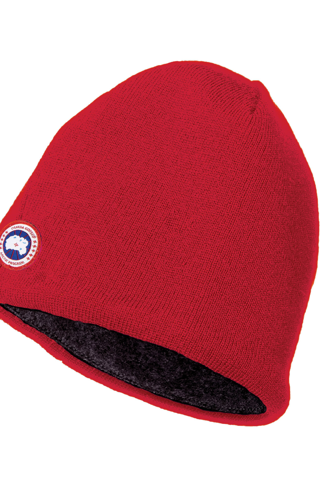 Canada Goose trillium parka sale cheap - Canada goose Merino Wool Beanie in Red for Men | Lyst