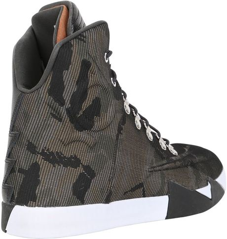 Nike Kd Vi Nsw Lifestyle High Top Sneakers In Gray For Men