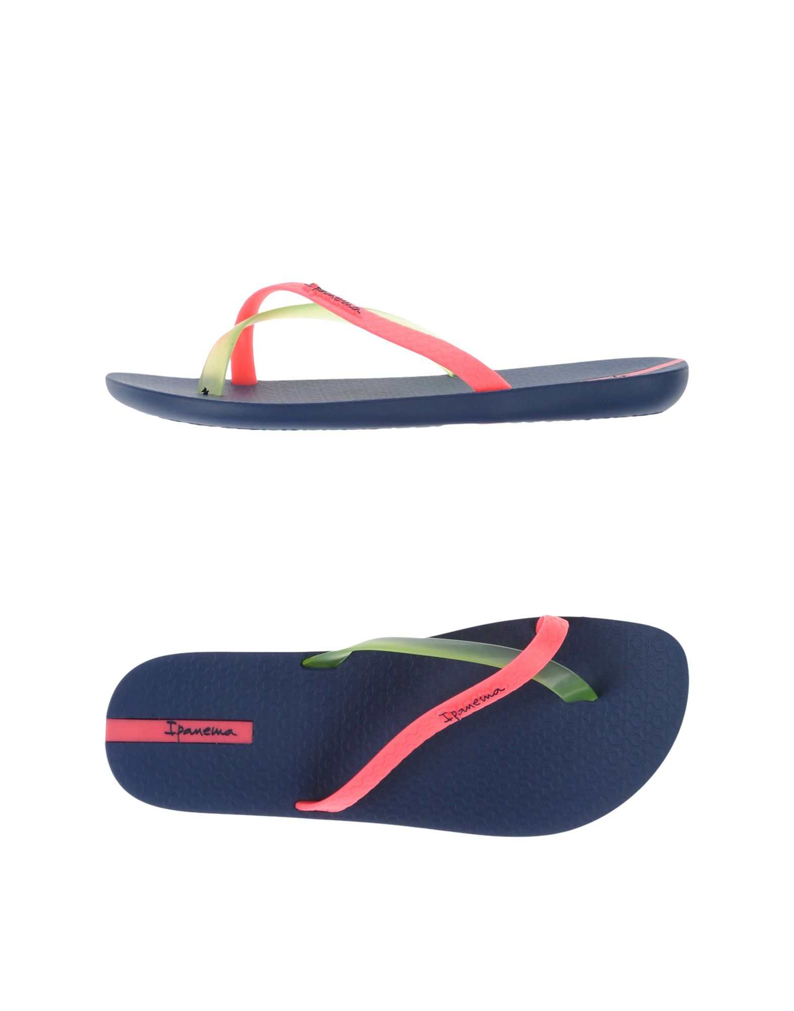 Ipanema Thong Sandal in Green