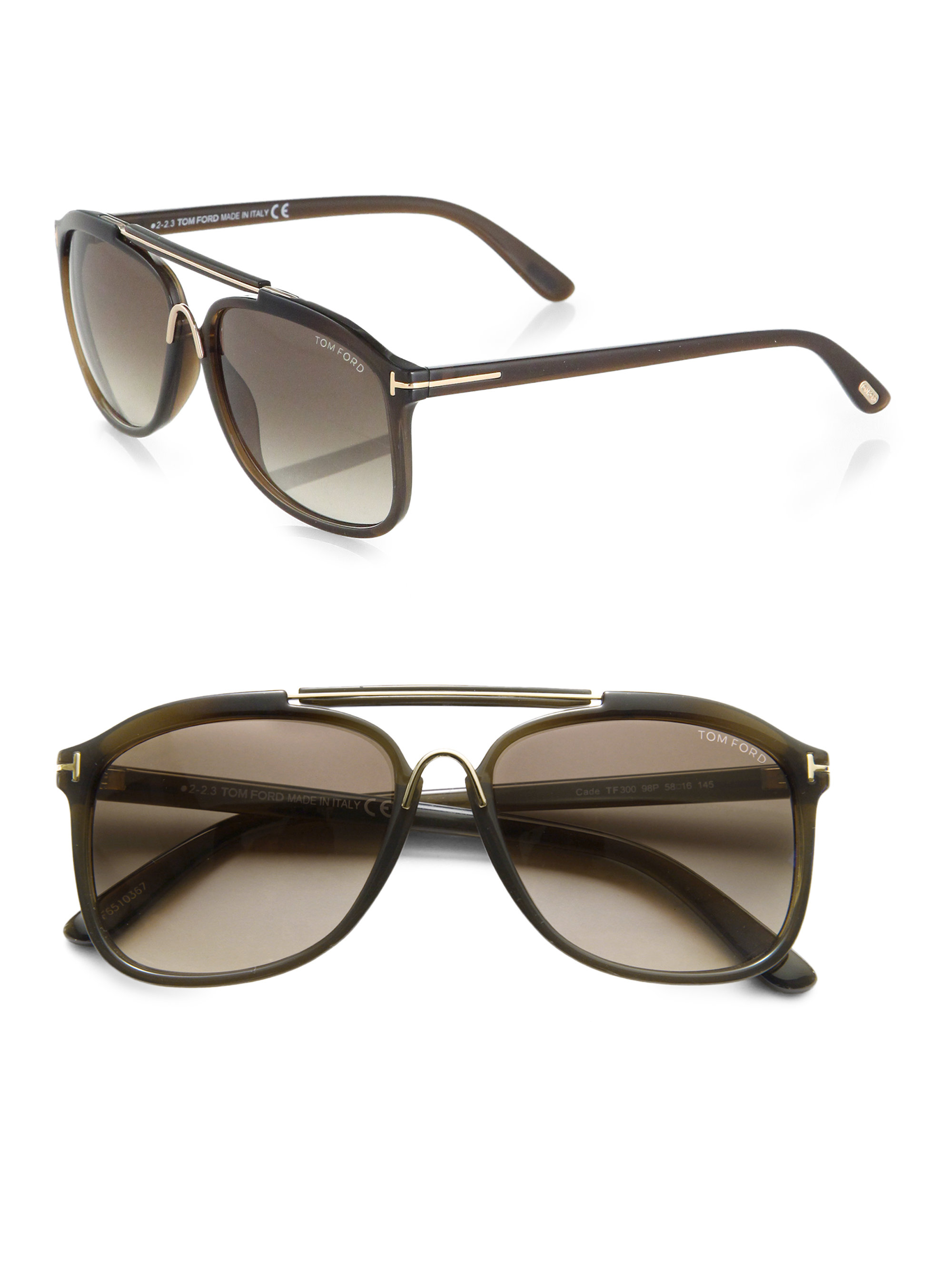f2600af05d40 Tom Ford Eyewear Sunglasses