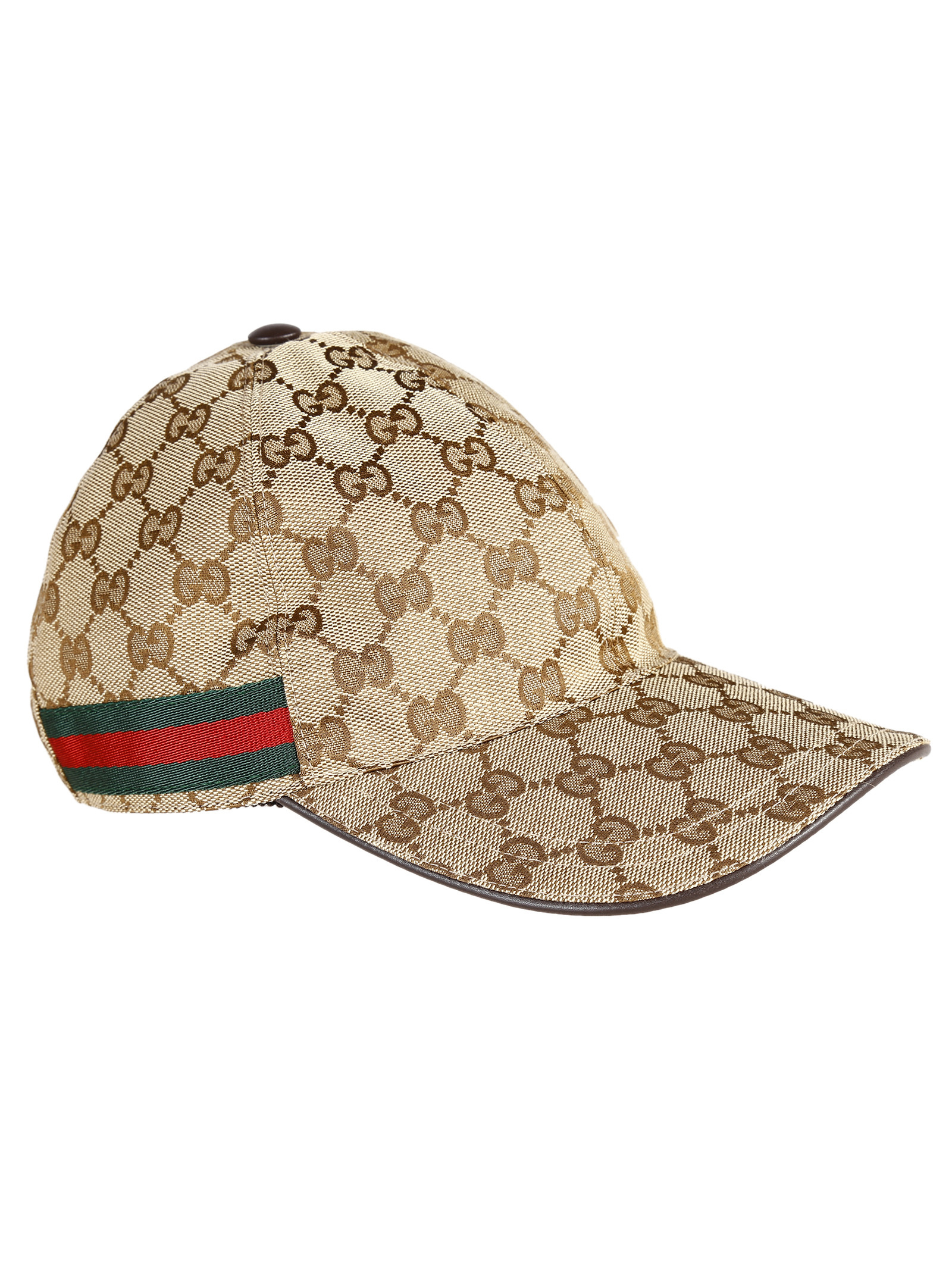 gucci beige original gg canvas hat for men lyst. Black Bedroom Furniture Sets. Home Design Ideas