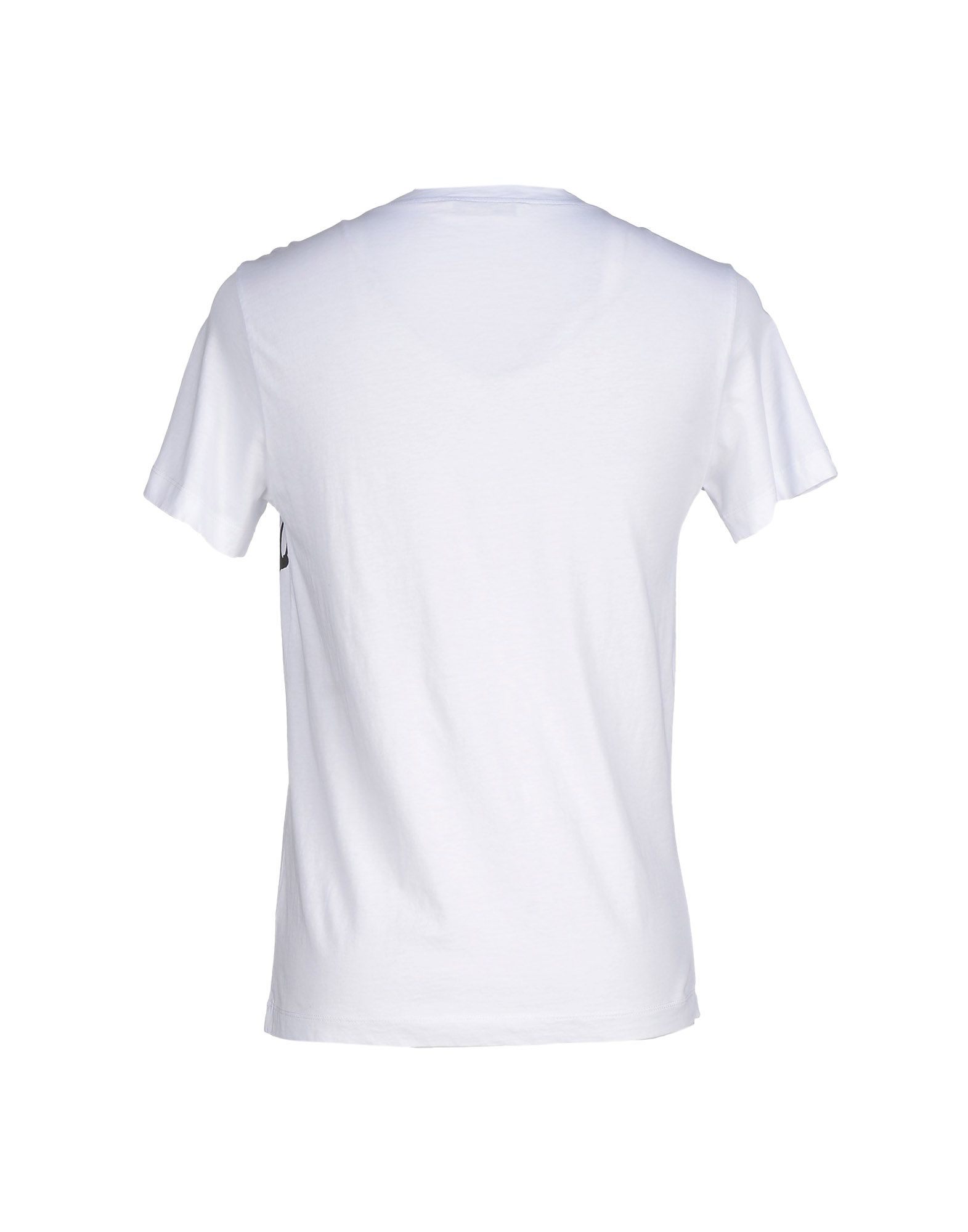 lyst balmain t shirt in white for men. Black Bedroom Furniture Sets. Home Design Ideas