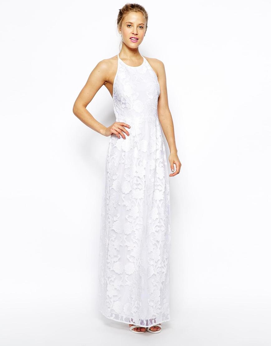 42913a78c5 Asos Tall Kate Lace Midi Dress - Gomes Weine AG