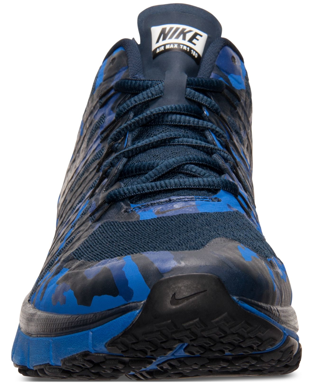 Lyst - Nike Men s Air Max Tr180 Amp Training Sneakers From Finish Line in  Blue for Men 4a2a92a1d