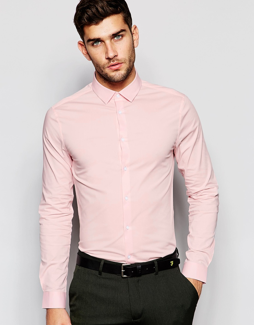 SEAMLESS SKINNY FIT – SkinnyShirt is the business attire you won't want to tear off the second you get home. This button down shirt has the classic look for everyone from the most formal work office to the most casual party/5(23).