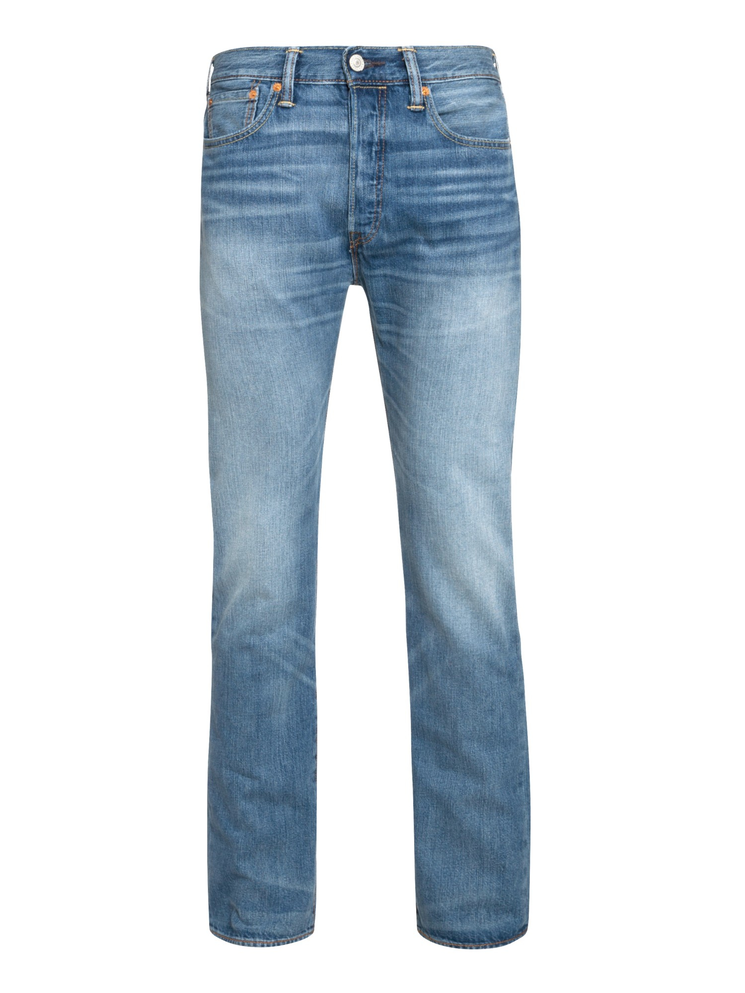 levi 39 s 501 straight leg tapered jeans in blue for men cast iron lyst. Black Bedroom Furniture Sets. Home Design Ideas