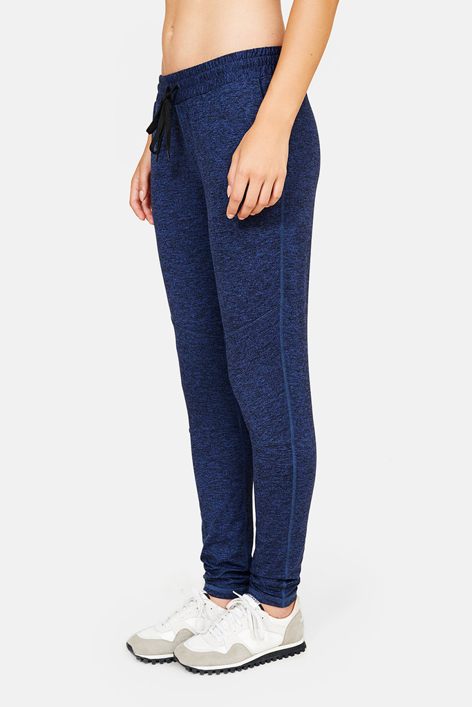 Outdoor voices running woman sweats in blue navy lyst