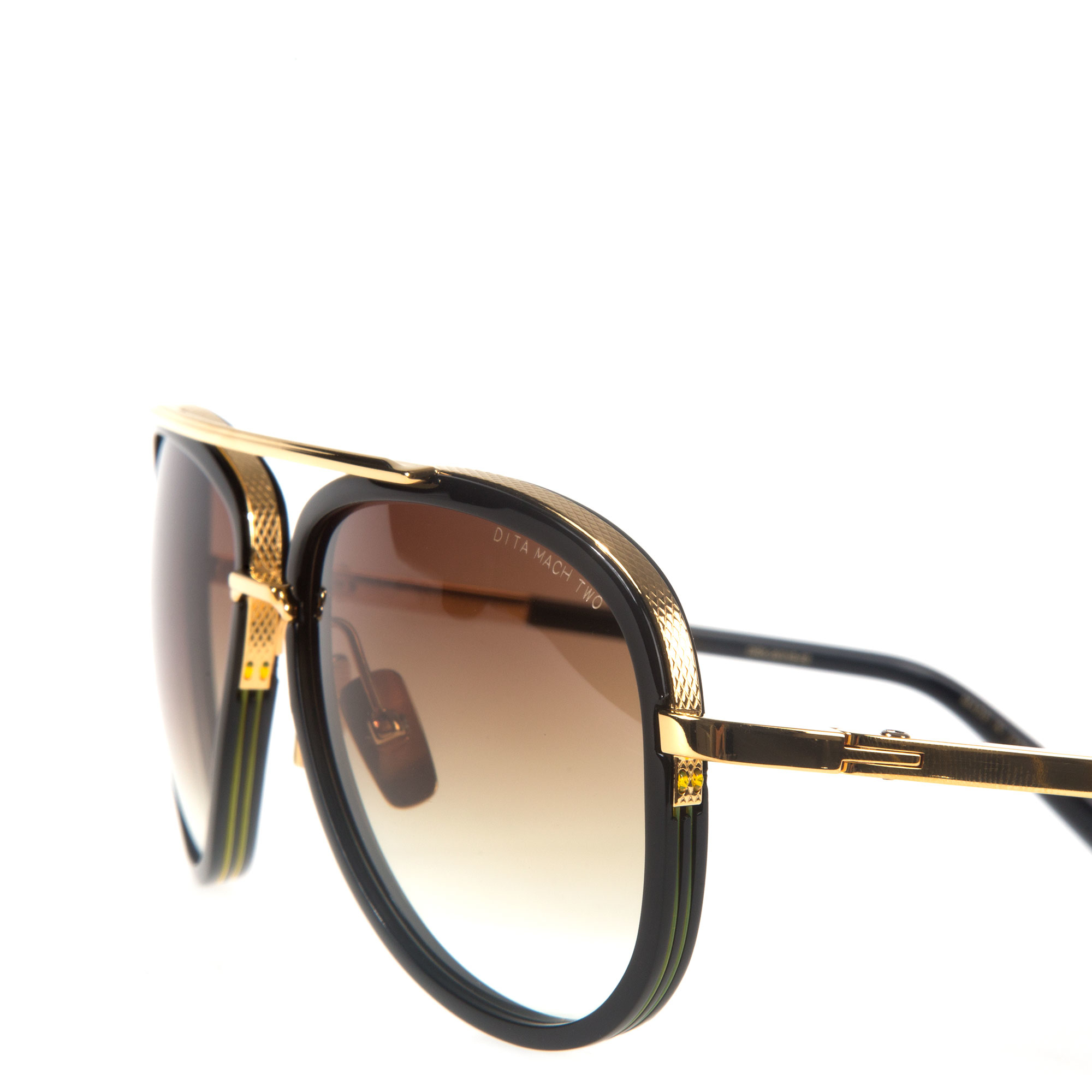 4f47ffd277 Lyst - Dita Eyewear Mach-two Sunglasses in Brown for Men
