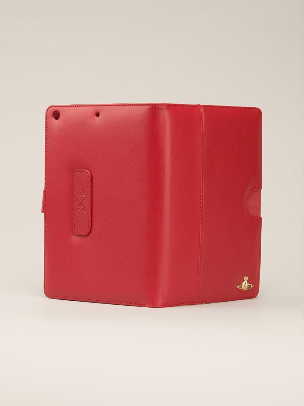 Vivienne westwood Ipad Air Case in Red | Lyst