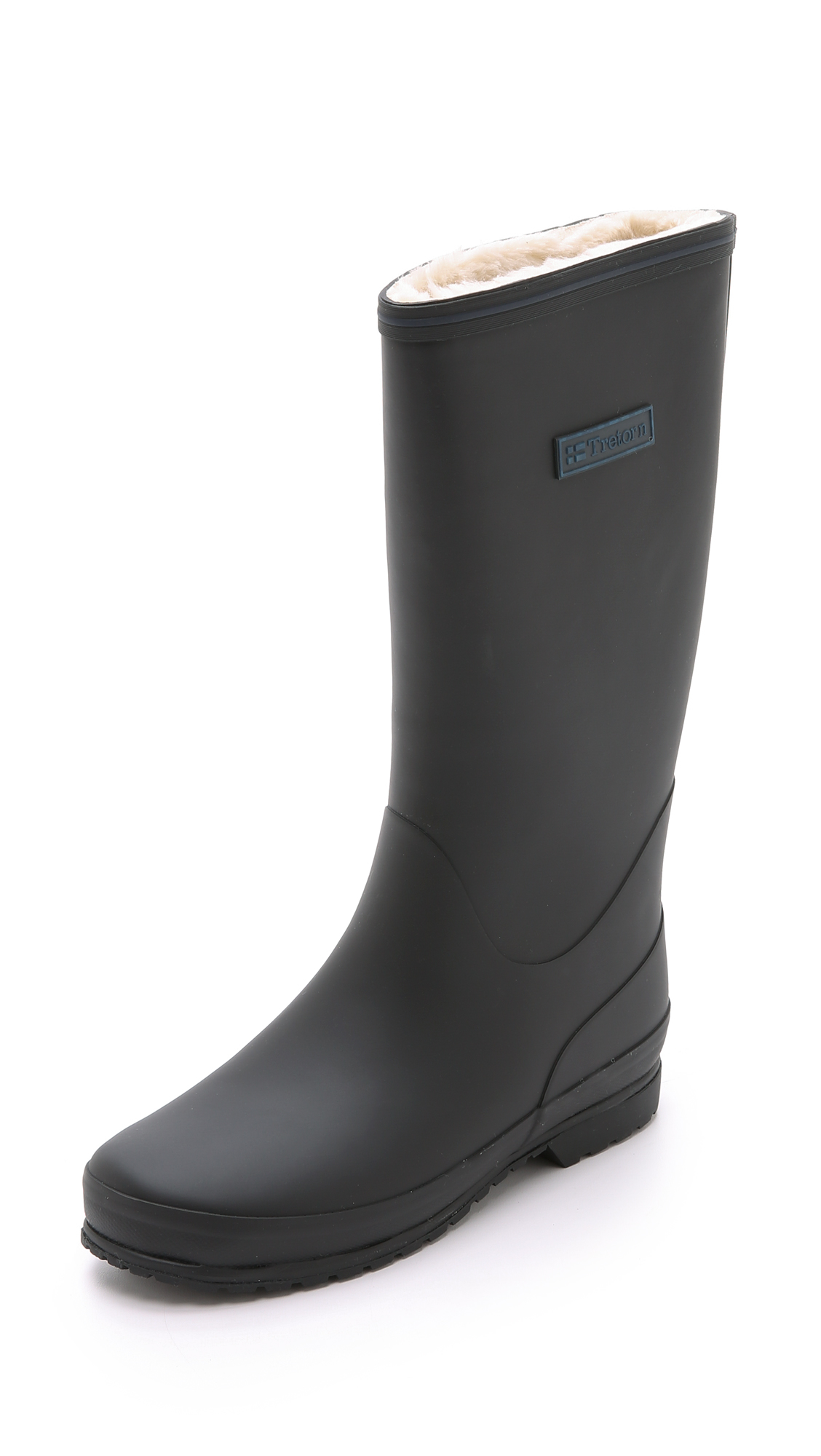 Lyst Tretorn Kelly Vinter Boots In Black
