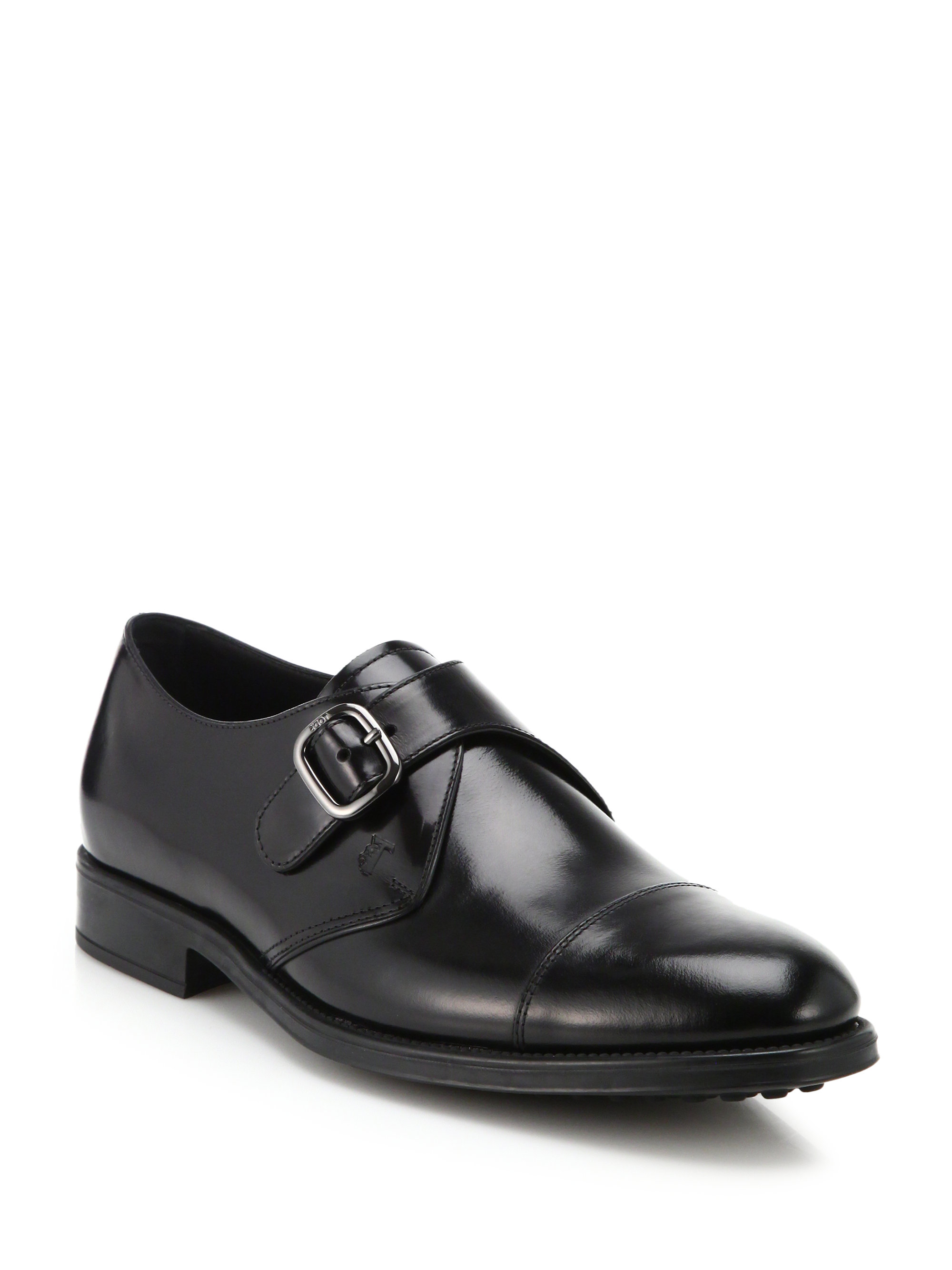 Monk Strap Shoes in Leather Tod's gY61gt