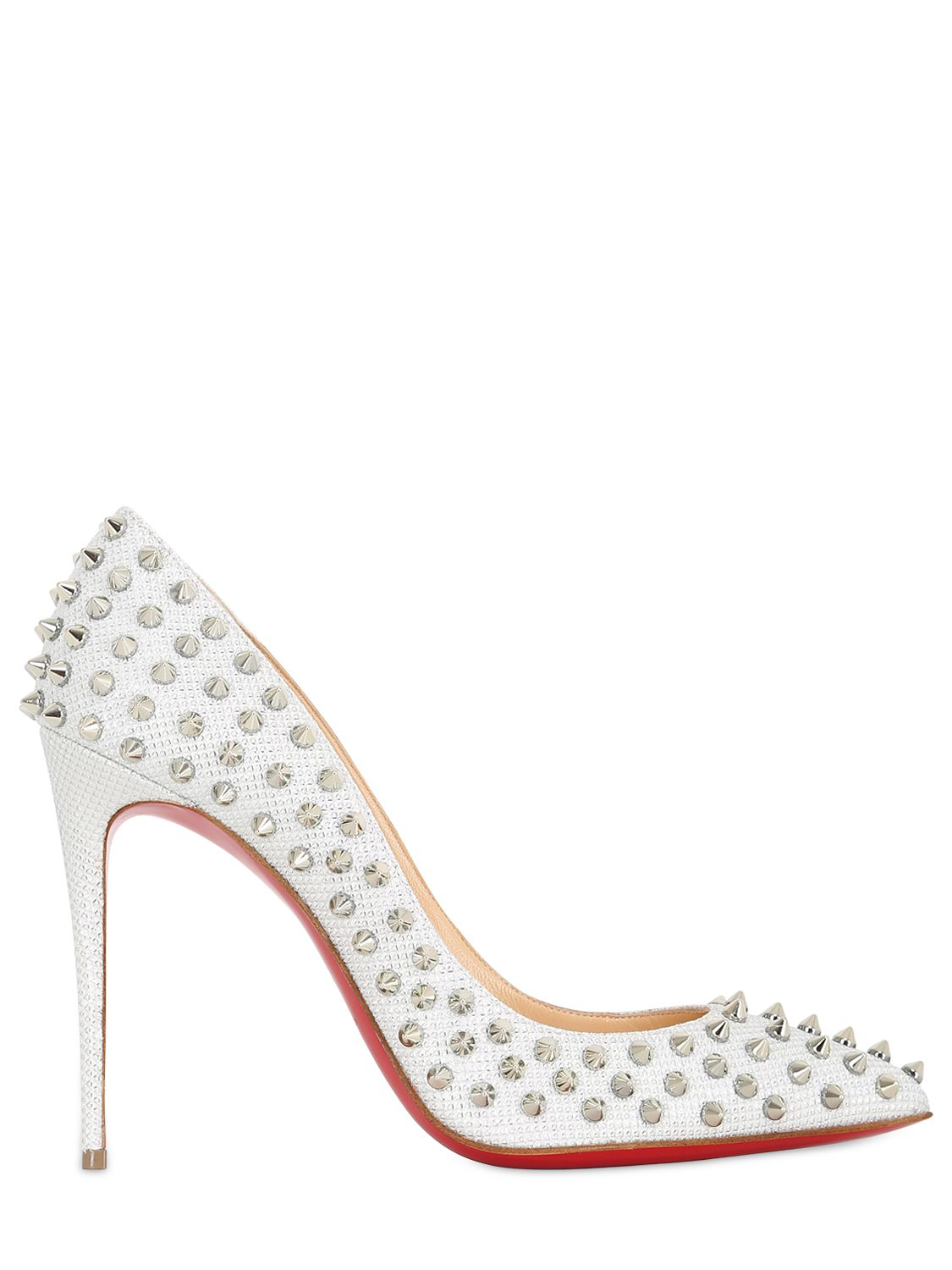 2a193259b14e Gallery. Previously sold at  LUISA VIA ROMA · Women s Christian Louboutin  Spike