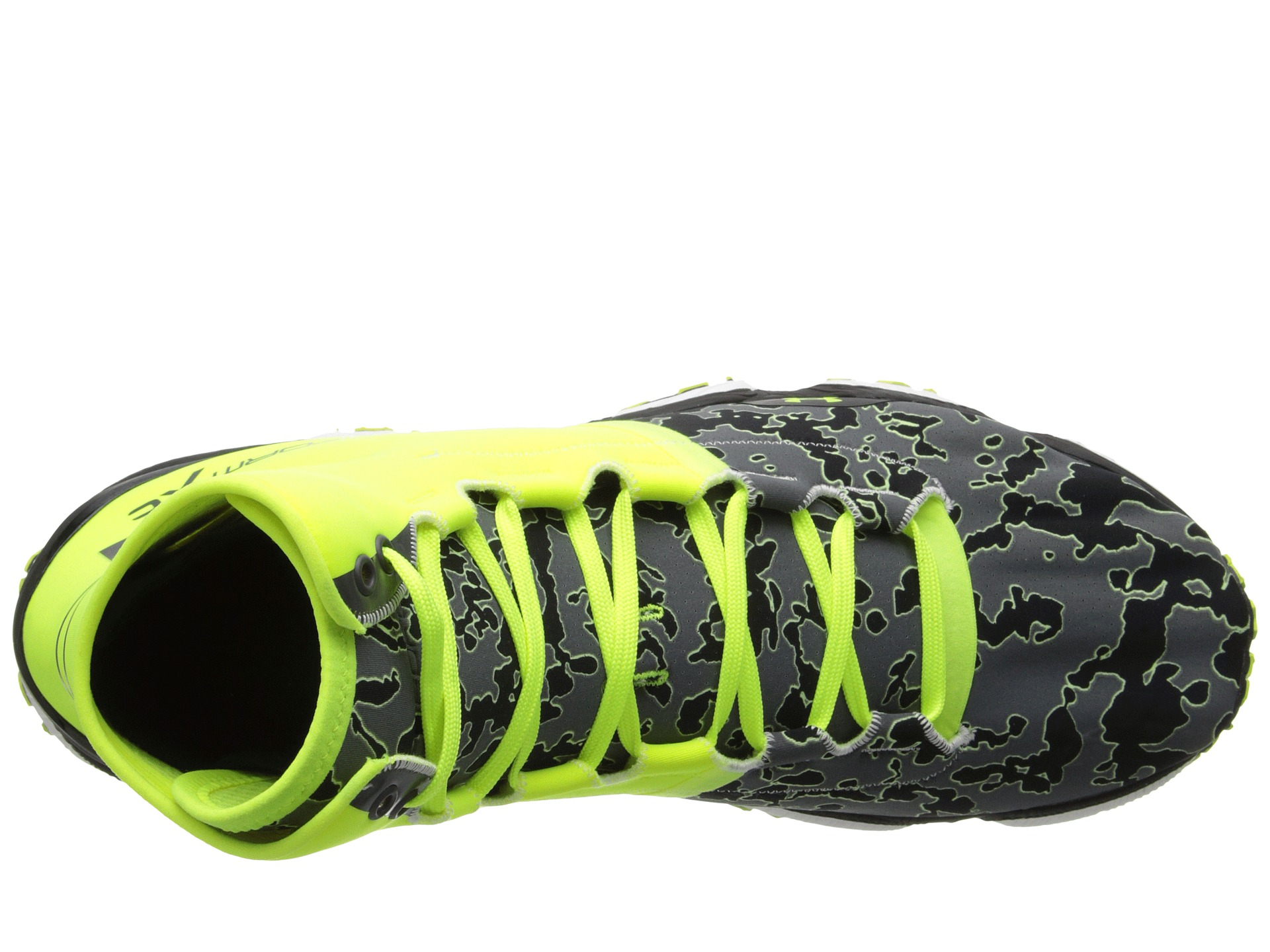 Lyst - Under Armour Ua Speedform Xc Mid in Yellow for Men 619982685
