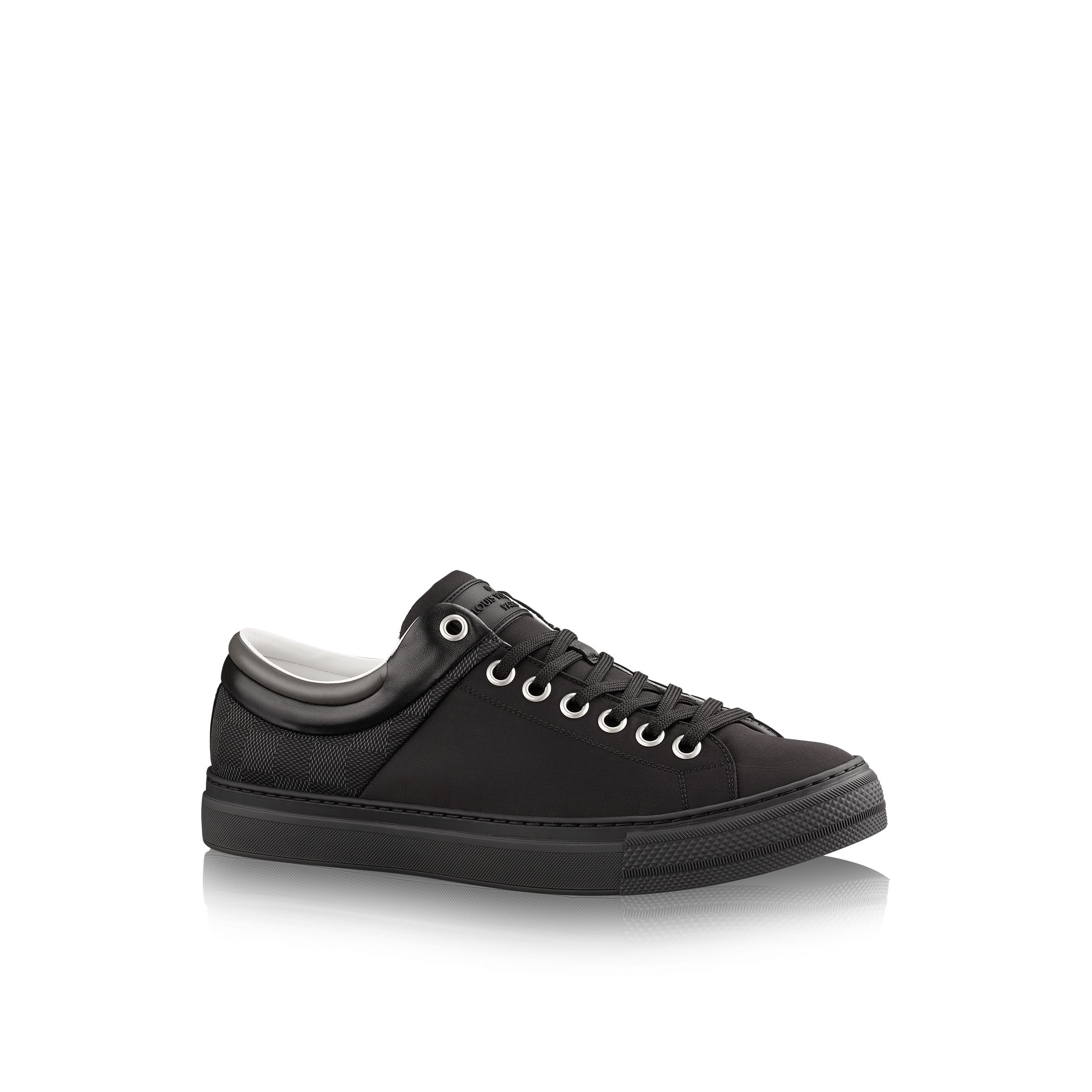 8f37891f9eb Louis Vuitton Sneakers Black