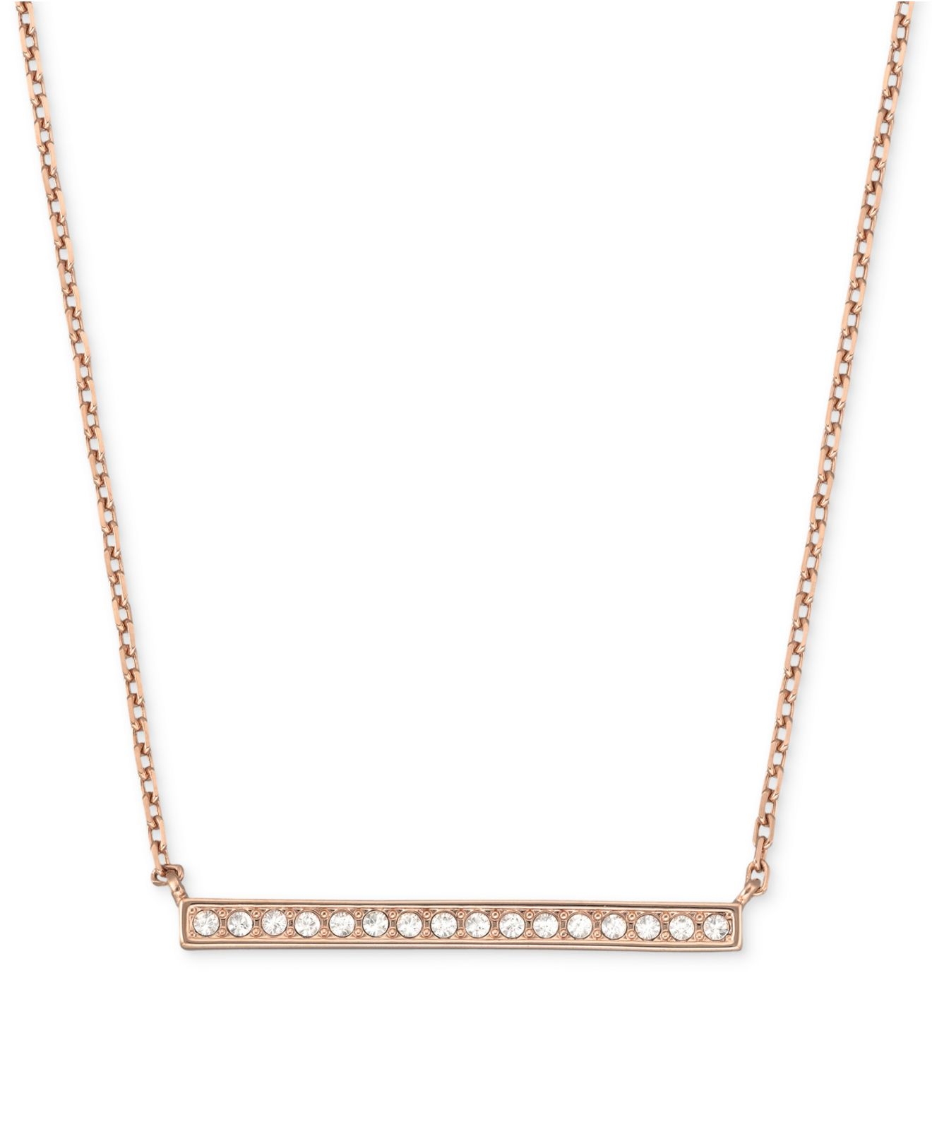 Gallery Previously Sold At Macy S Women Swarovski Crystal Necklace