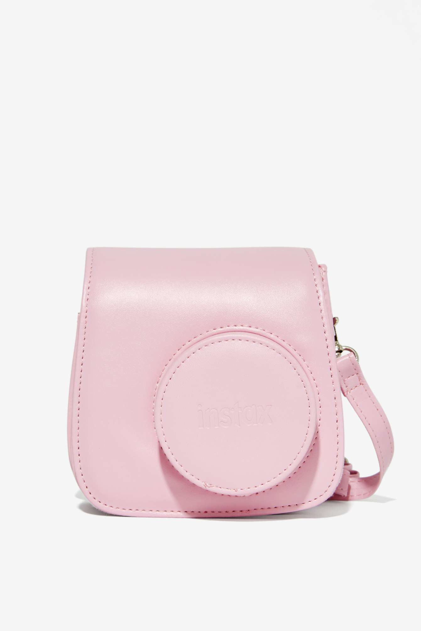 Nasty gal Fujifilm Instax Mini 8 Groovy Case in Pink | Lyst