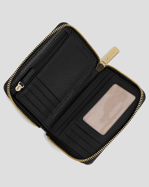 bf2e407099266 Lyst - MICHAEL Michael Kors Wallet Zip Around Bi Fold in Red