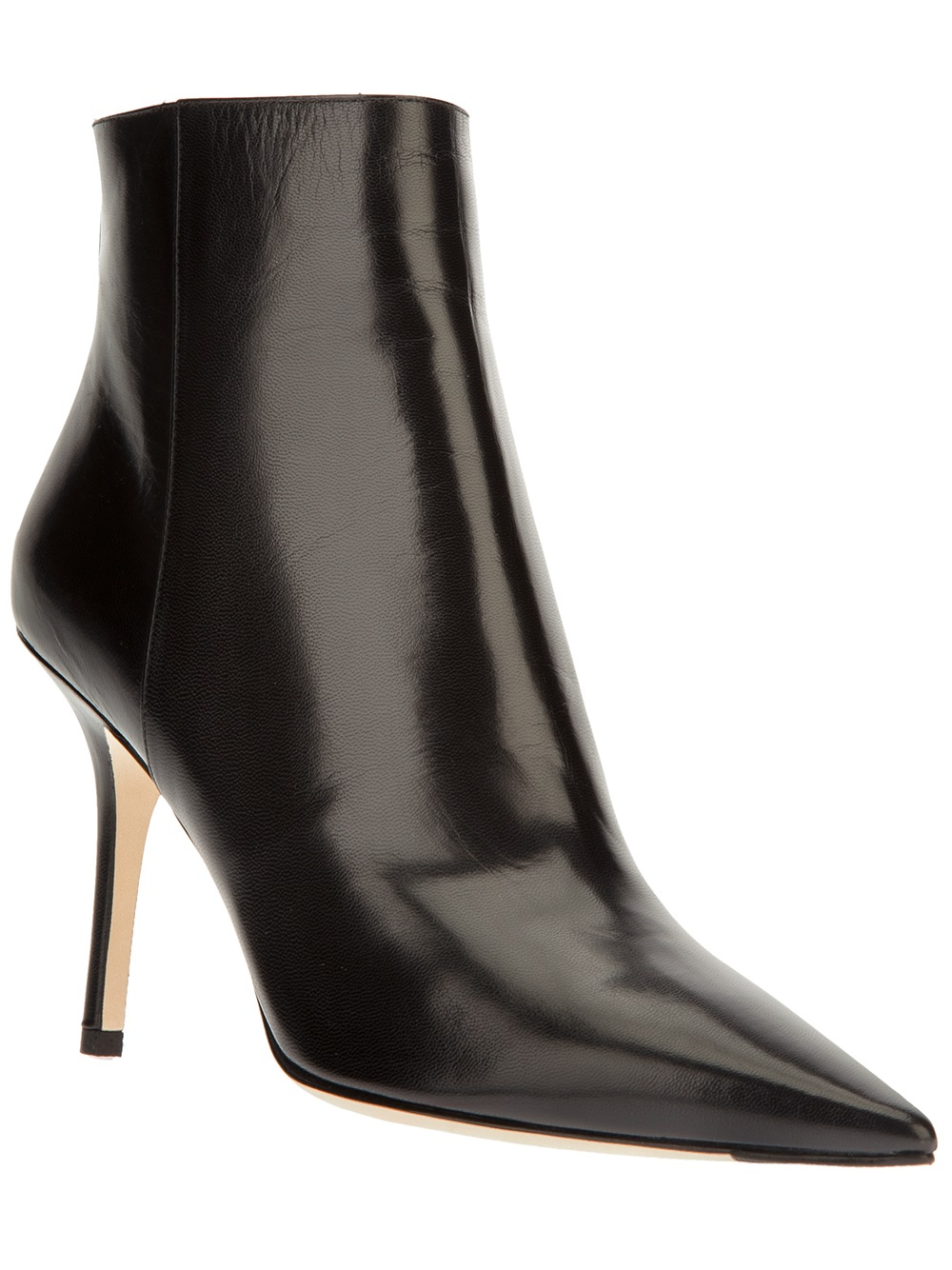 Jimmy Choo 'Amore' Boots in Black | Lyst