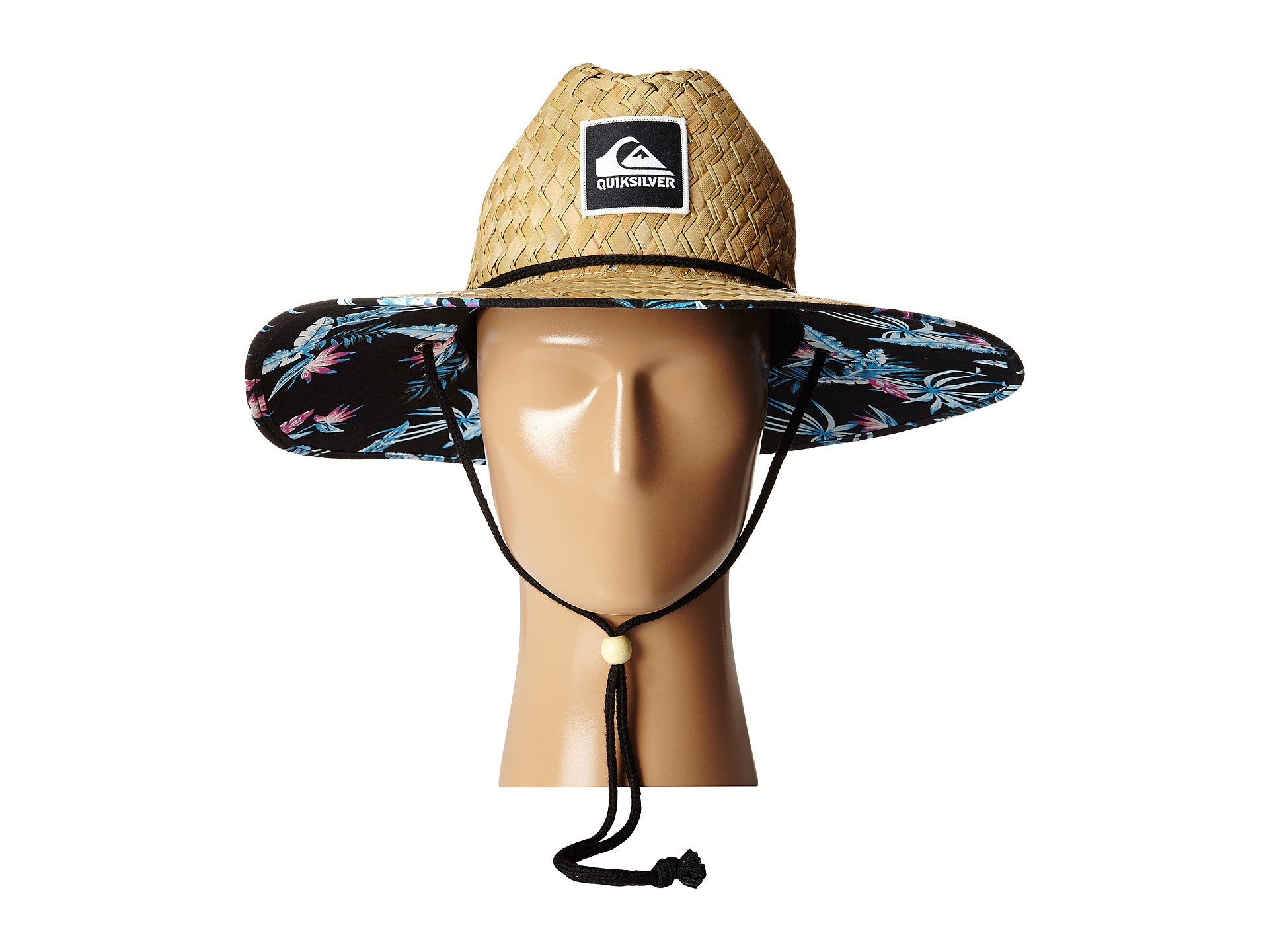 07f8243e Quiksilver Outsider Hat in Blue for Men - Lyst