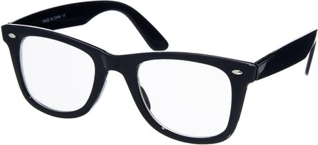 Ray Ban Clear Lens Glasses