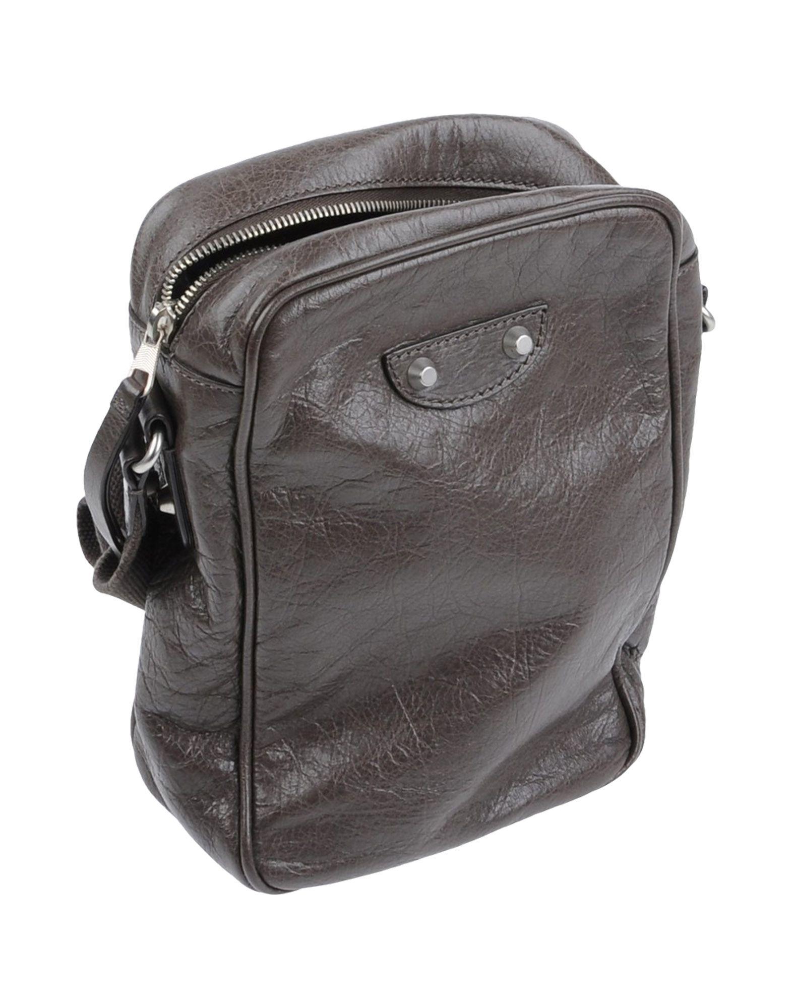 Lyst - Balenciaga Cross-body Bag in Brown for Men 691017cc1054f