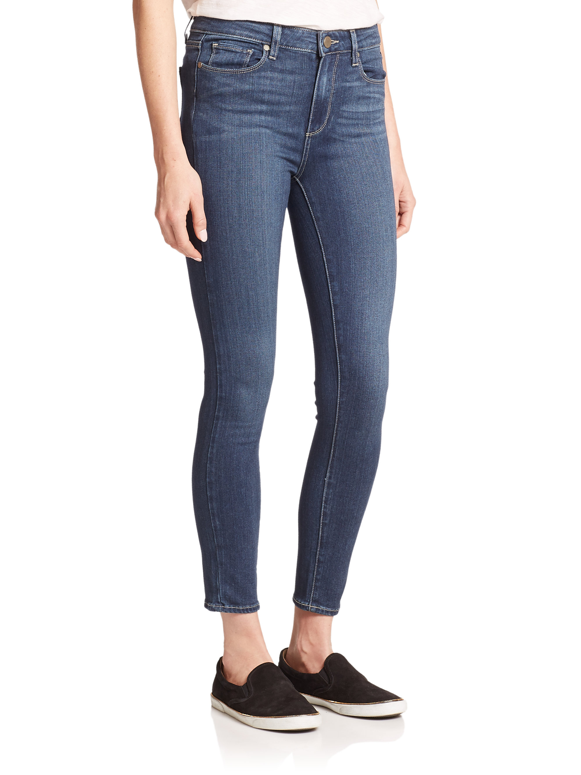 Shop Online for the Latest Designer Ankle High Waisted Jeans for Women at disborunmaba.ga FREE SHIPPING AVAILABLE! Macy's Presents: The Edit - A curated mix of fashion and inspiration Check It Out Free Shipping with $99 purchase + Free Store Pickup.