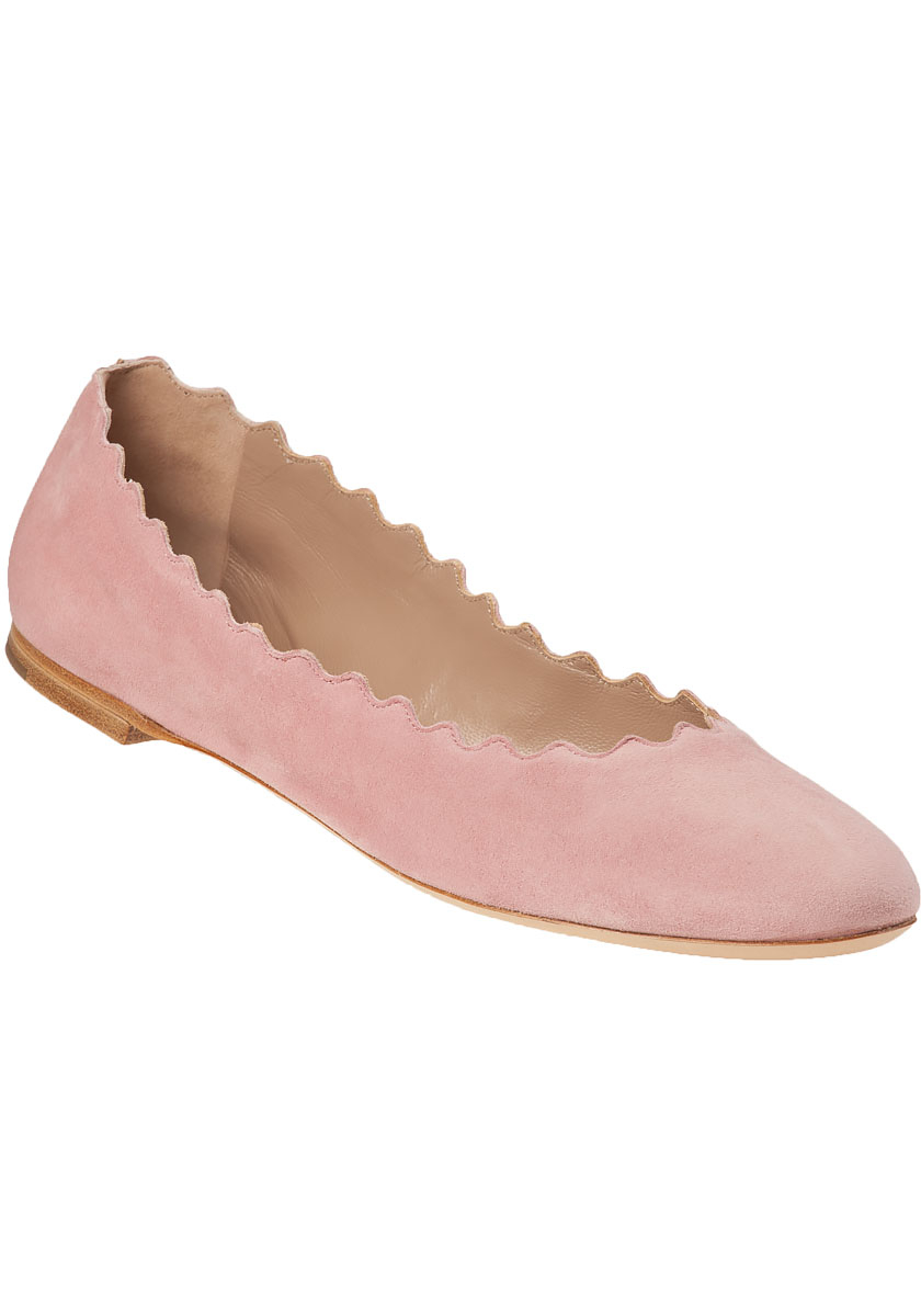 how to clean pink sude shoes