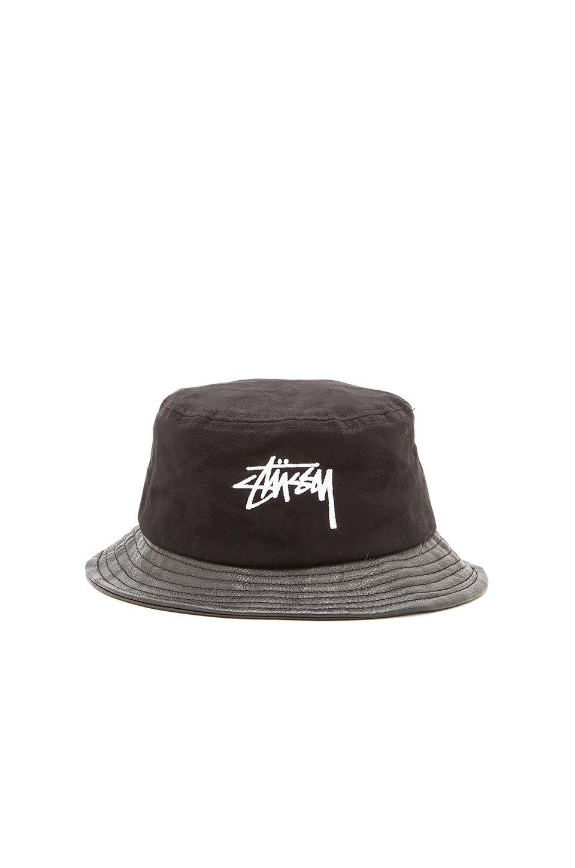 ... stussy stock suede snapback hat ... 0ad22ebabf09