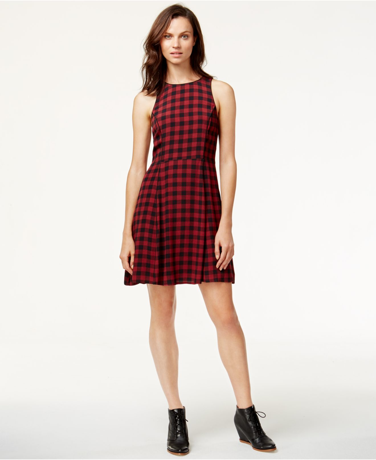 Find great deals on eBay for tartan dress. Shop with confidence. Skip to main content. eBay: Shop by category. Shop by category. Enter your search keyword $ Pink Tartan Sleeveless textured midi flare dress size 2. New (Other) · Pink Tartan · Size (Women's) $ or Best Offer.