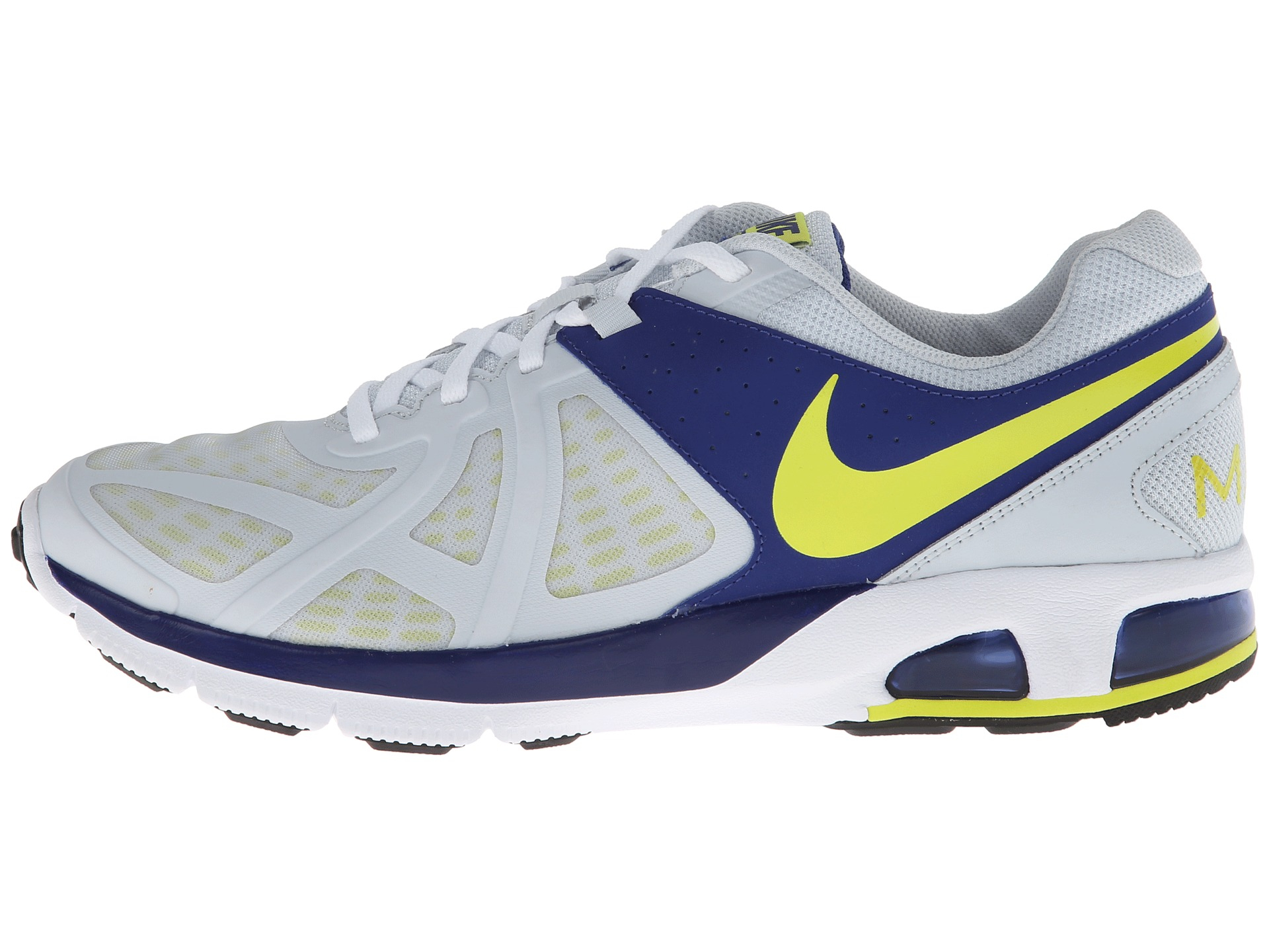lyst nike air max run lite 5 in blue for men. Black Bedroom Furniture Sets. Home Design Ideas