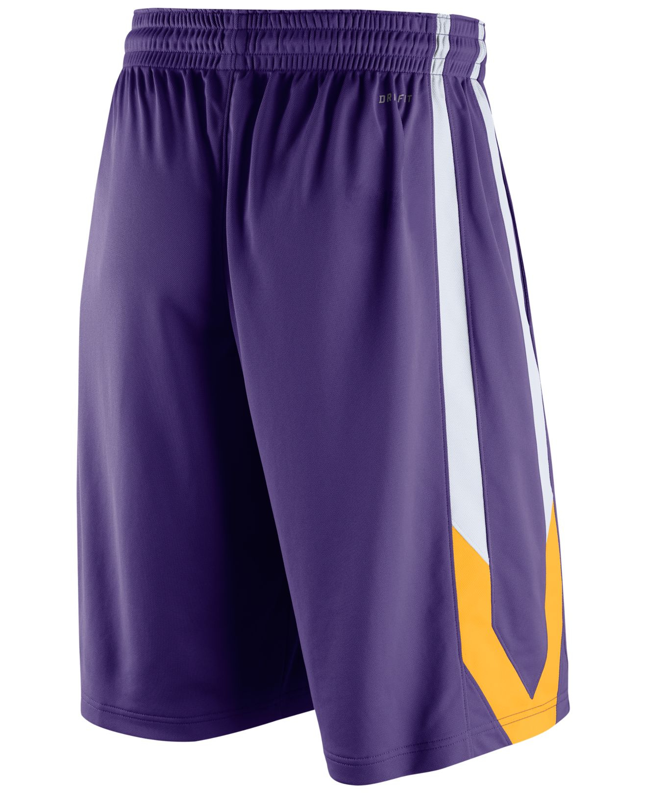 16958852656 Nike Men S Lsu Tigers Classic Basketball Shorts in Purple for Men - Lyst