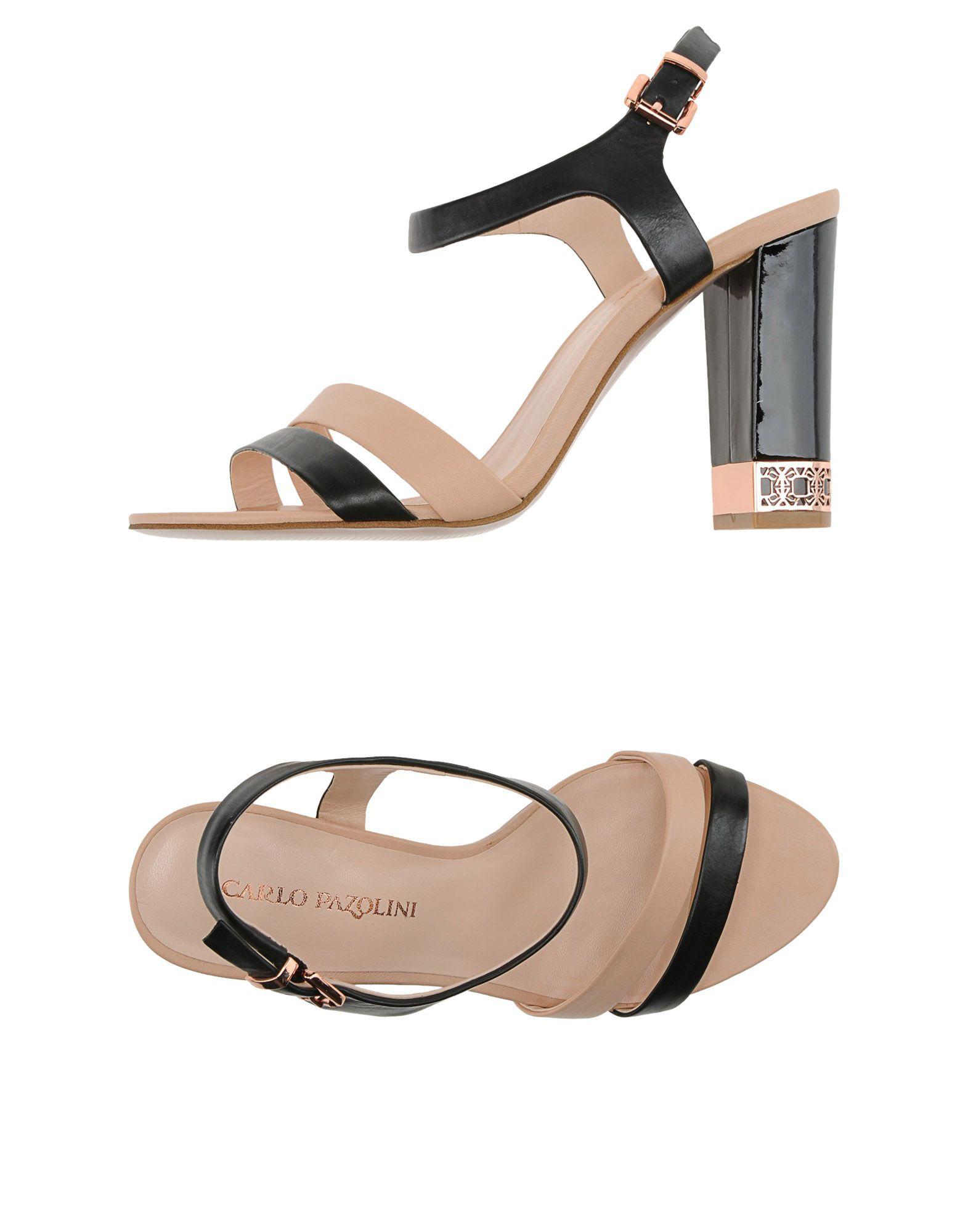 Carlo pazolini Sandals in Black | Lyst